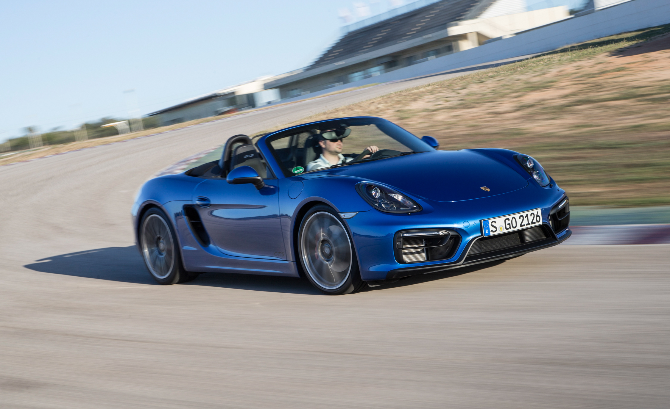 2015 Porsche Boxster GTS (Photo 10 of 24)