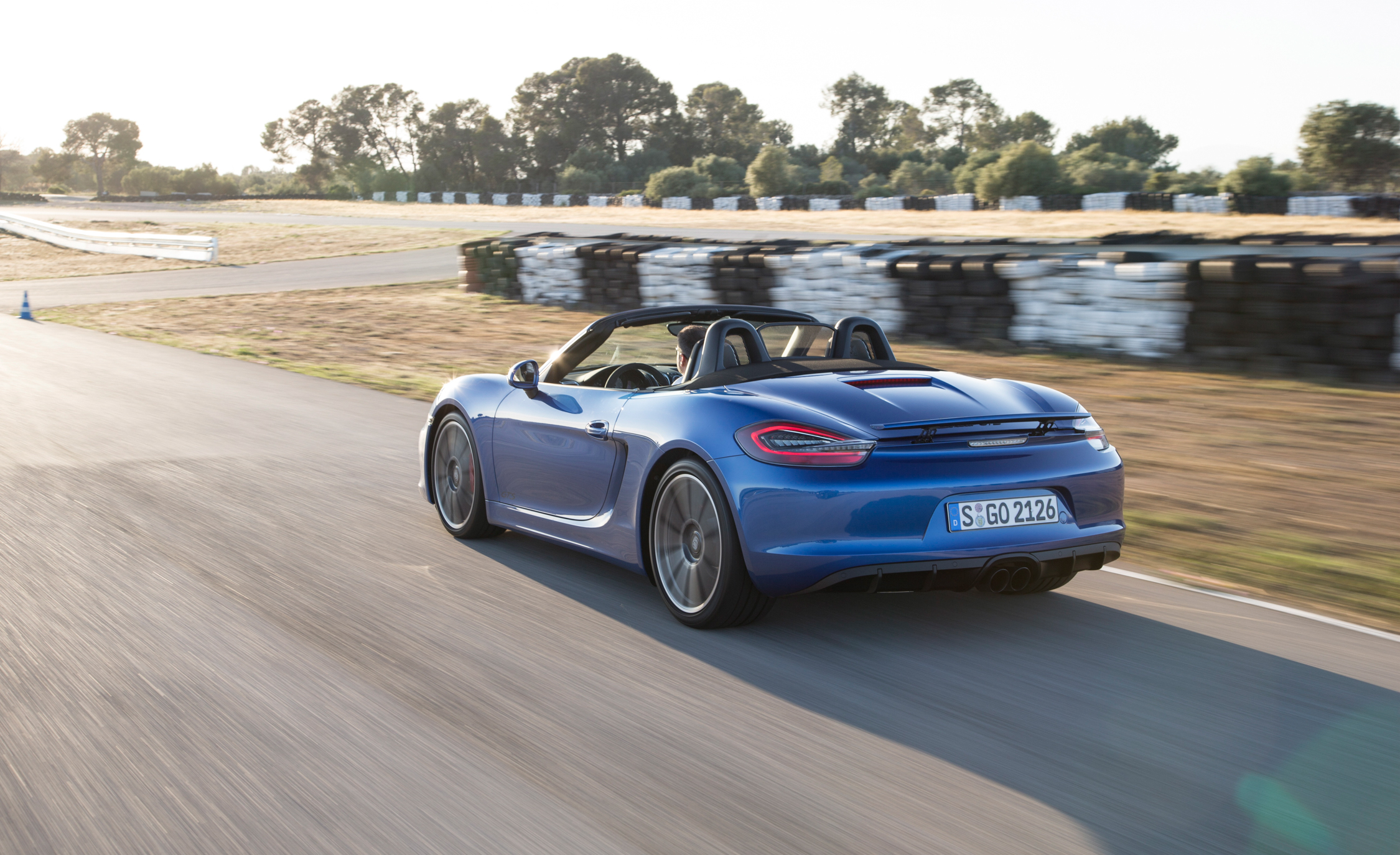 2015 Porsche Boxster GTS (Photo 6 of 24)