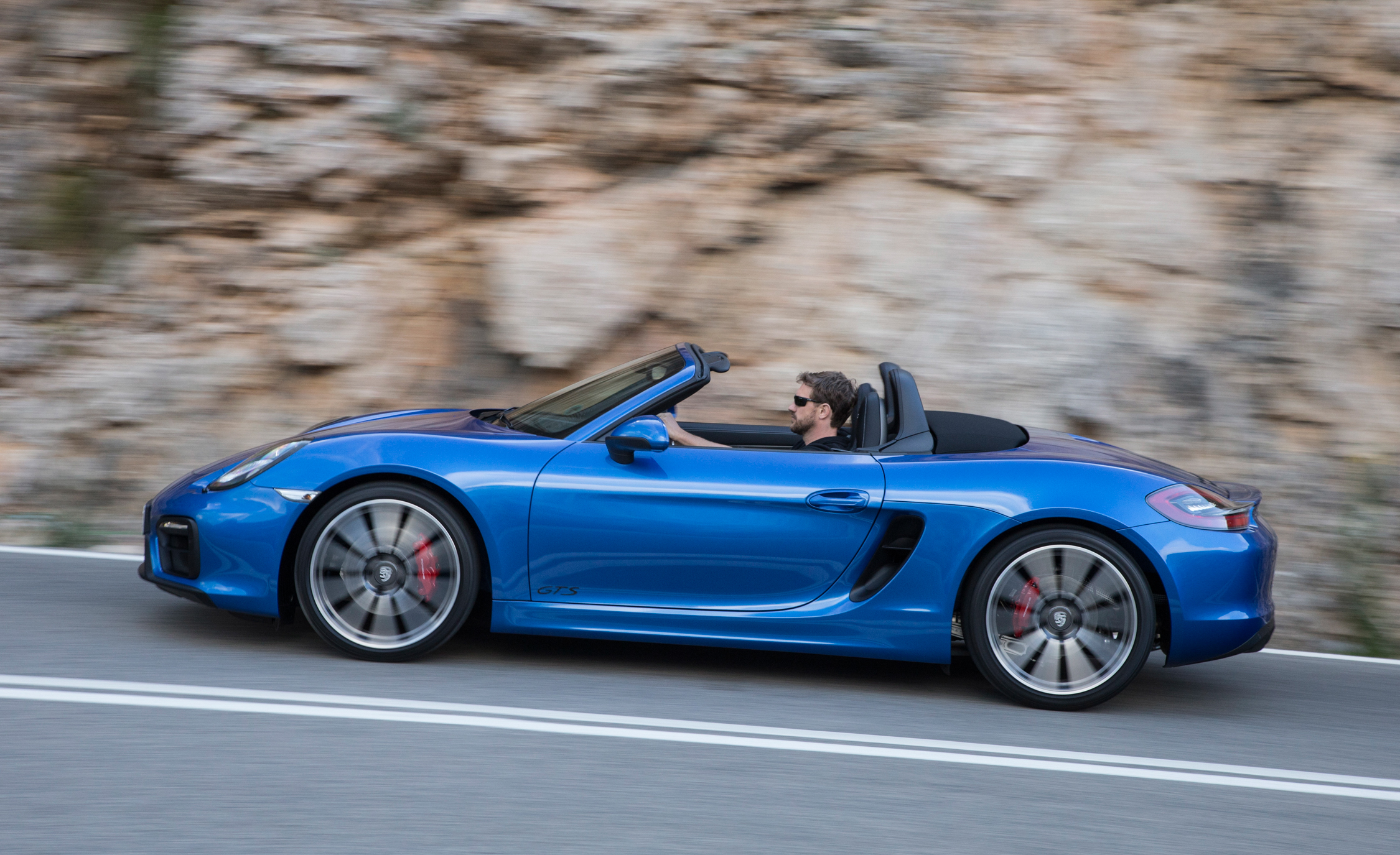 2015 Porsche Boxster GTS (Photo 4 of 24)