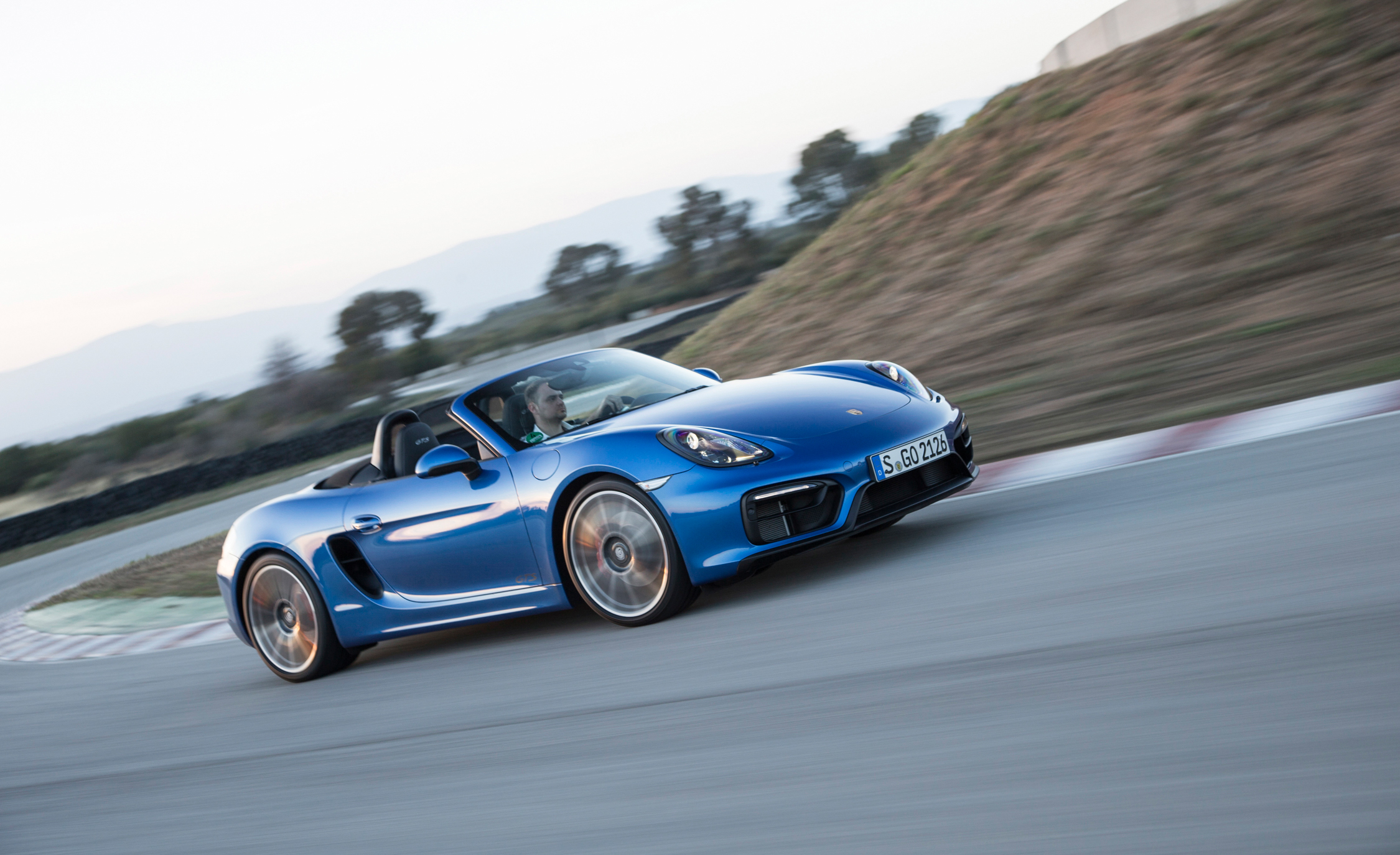 2015 Porsche Boxster GTS (Photo 20 of 24)