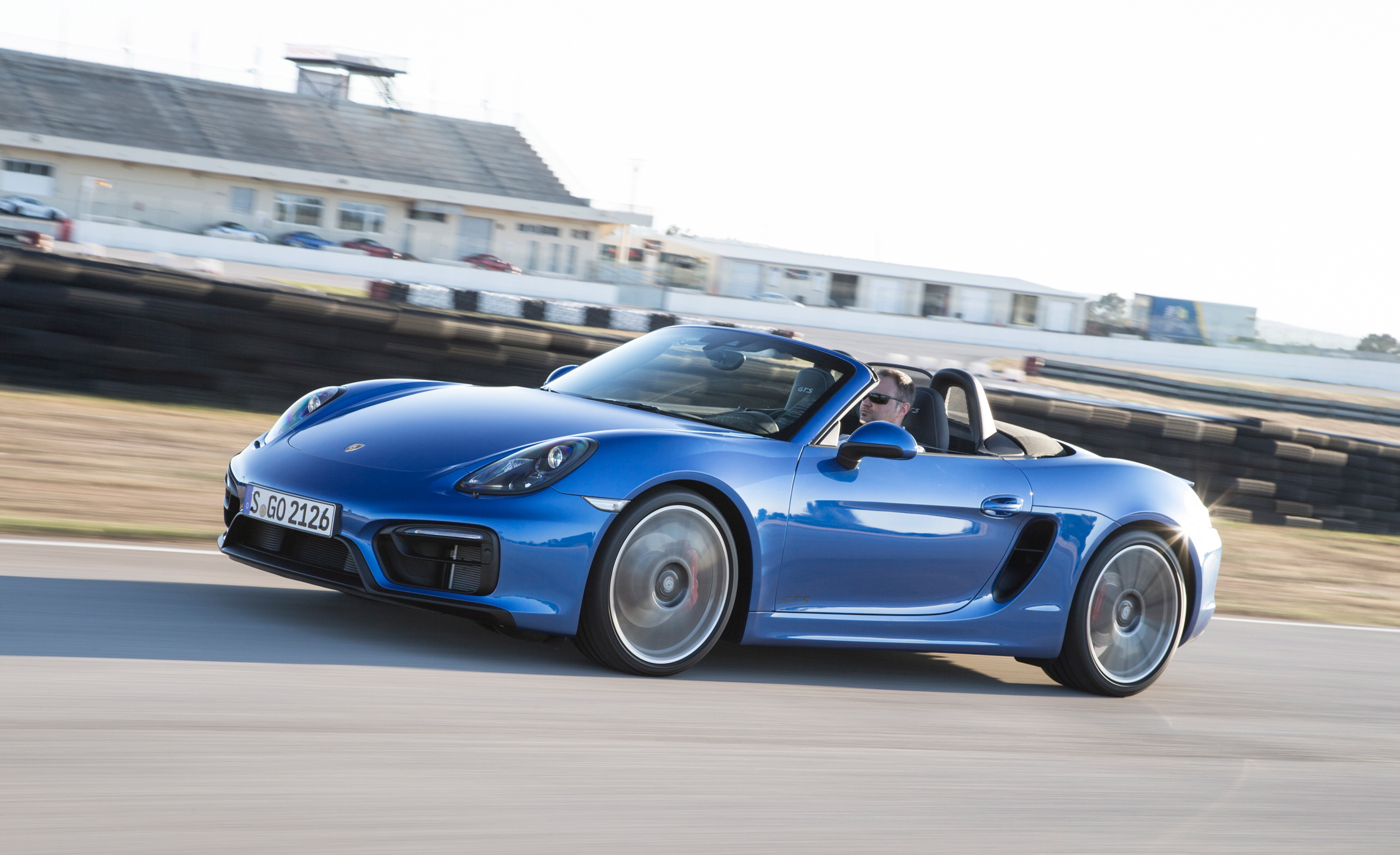 2015 Porsche Boxster GTS (Photo 8 of 24)