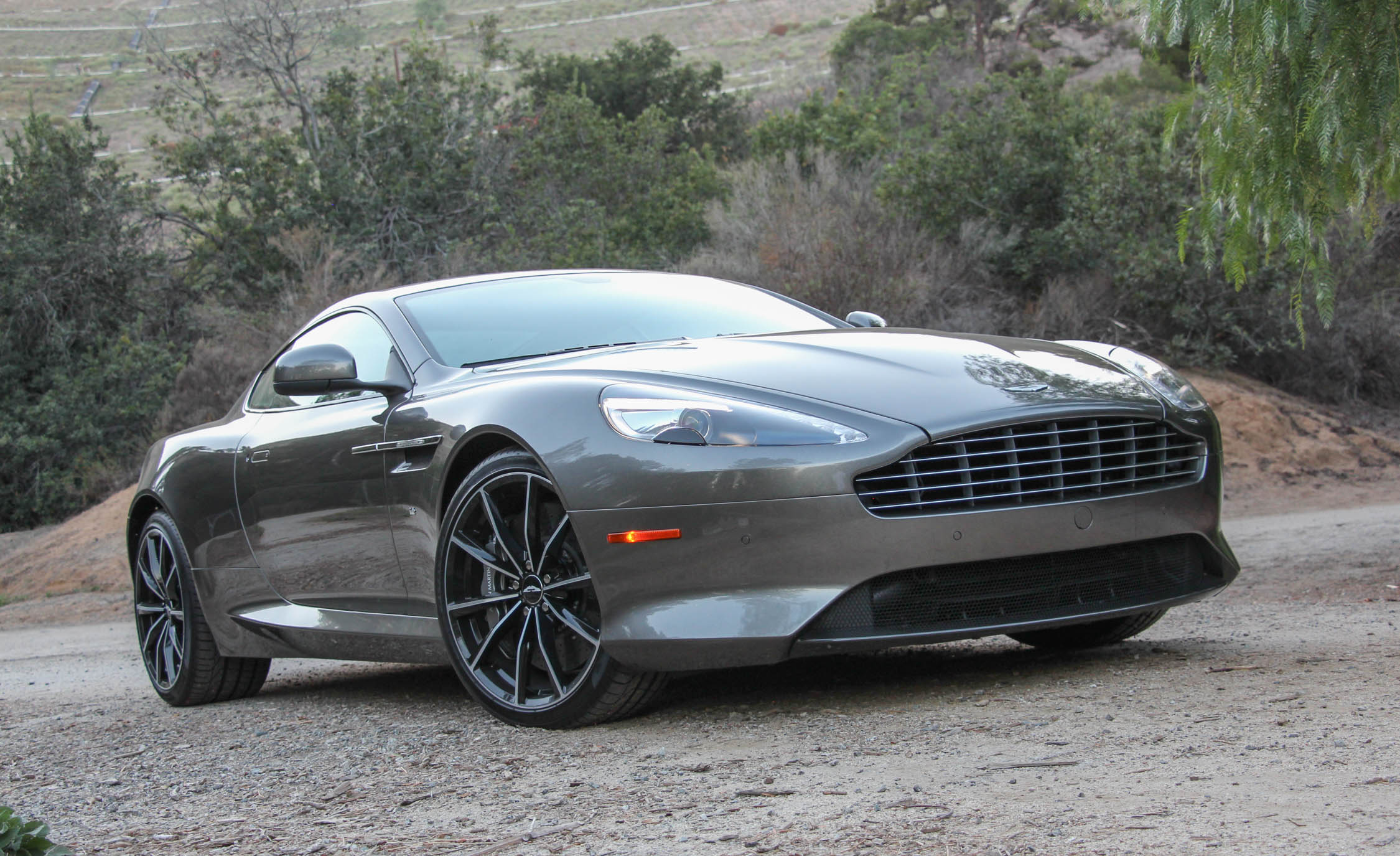 2016 Aston Martin DB9 GT (View 11 of 18)