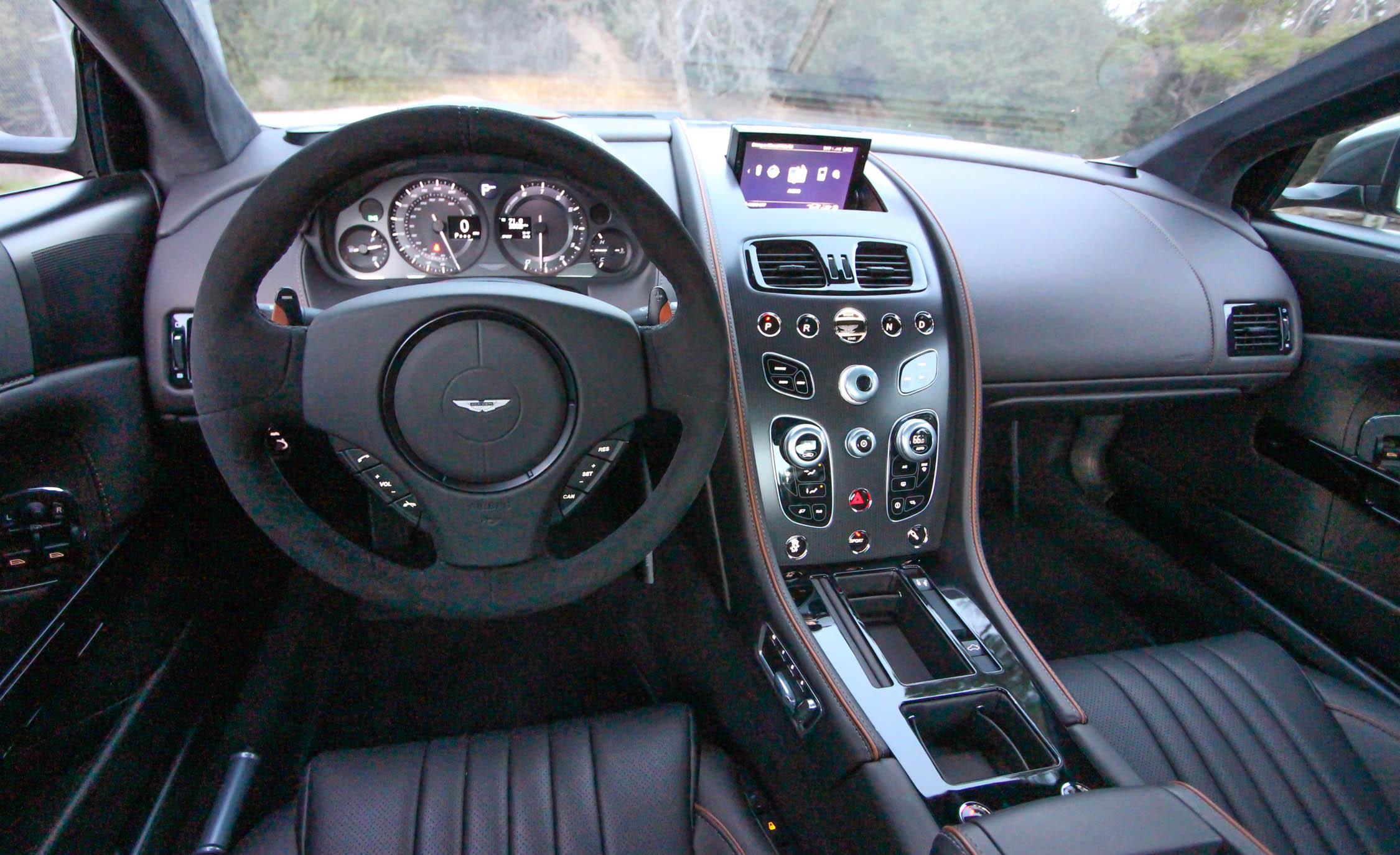 2016 Aston Martin DB9 GT (View 14 of 18)