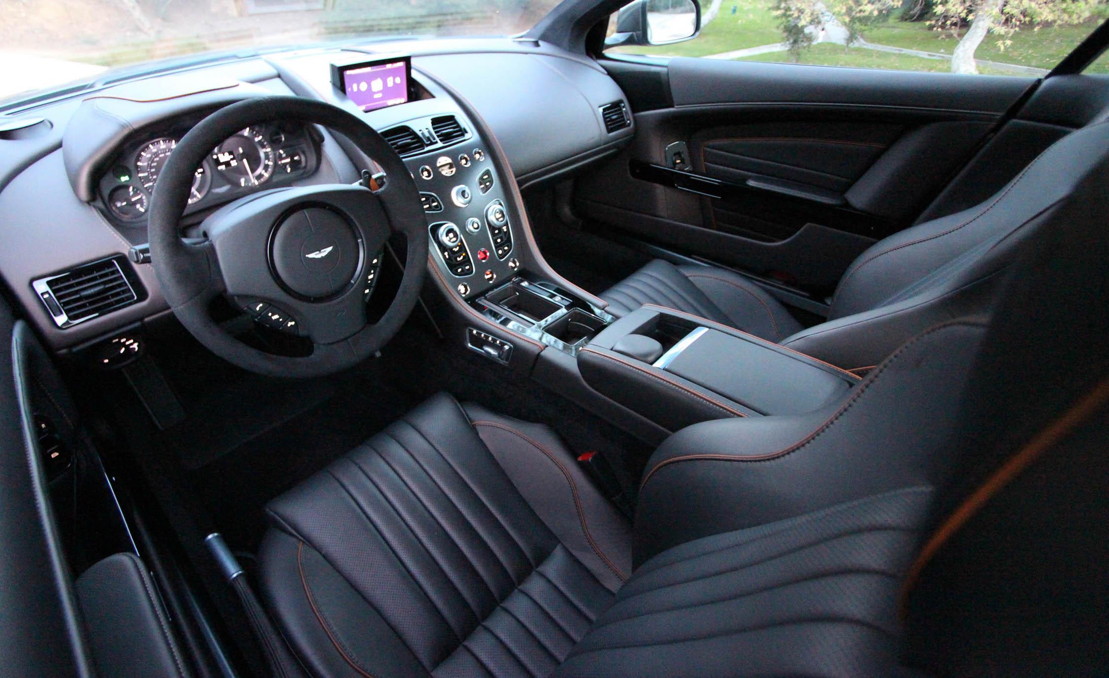2016 Aston Martin DB9 GT (View 13 of 18)
