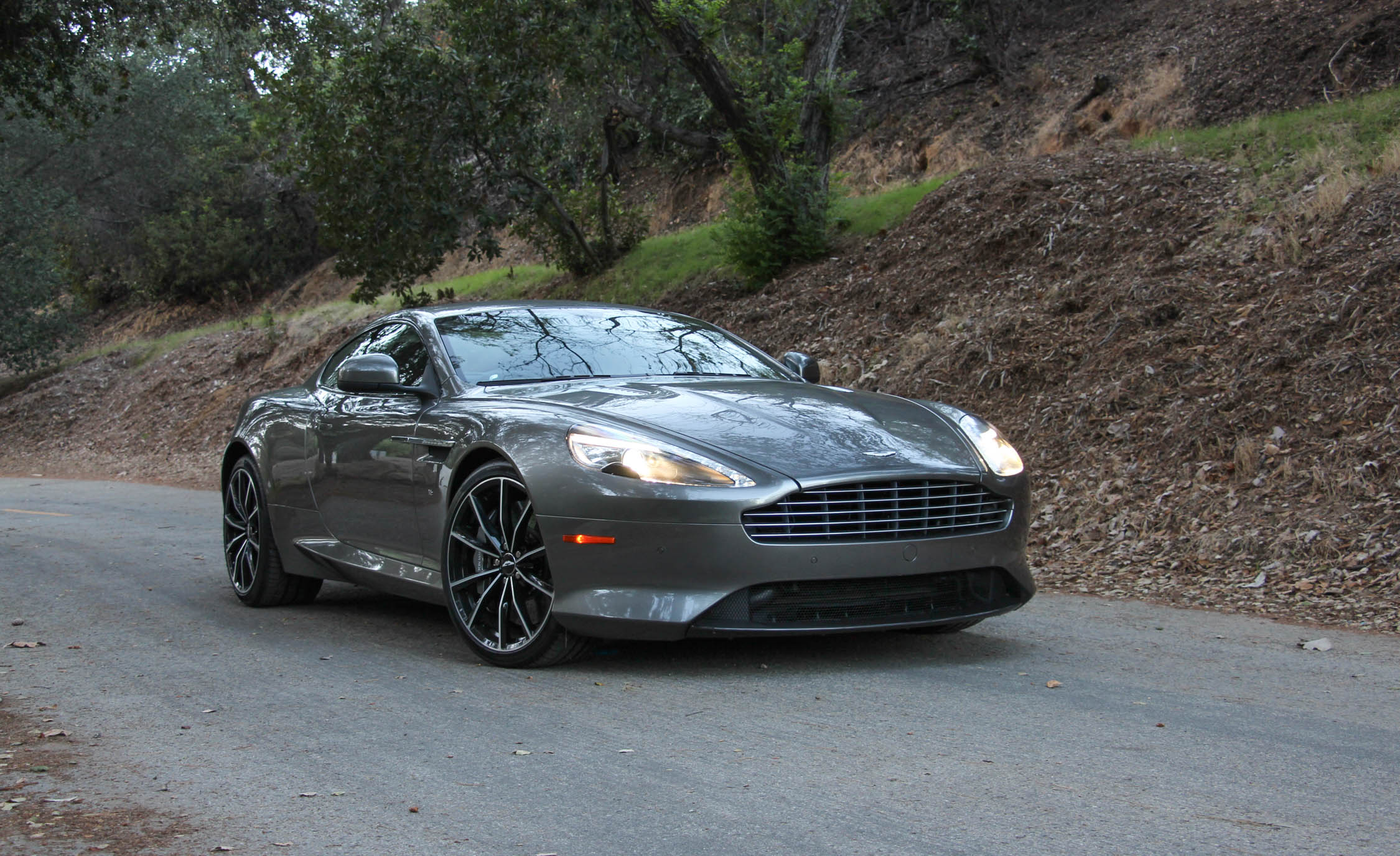 2016 Aston Martin DB9 GT (View 12 of 18)