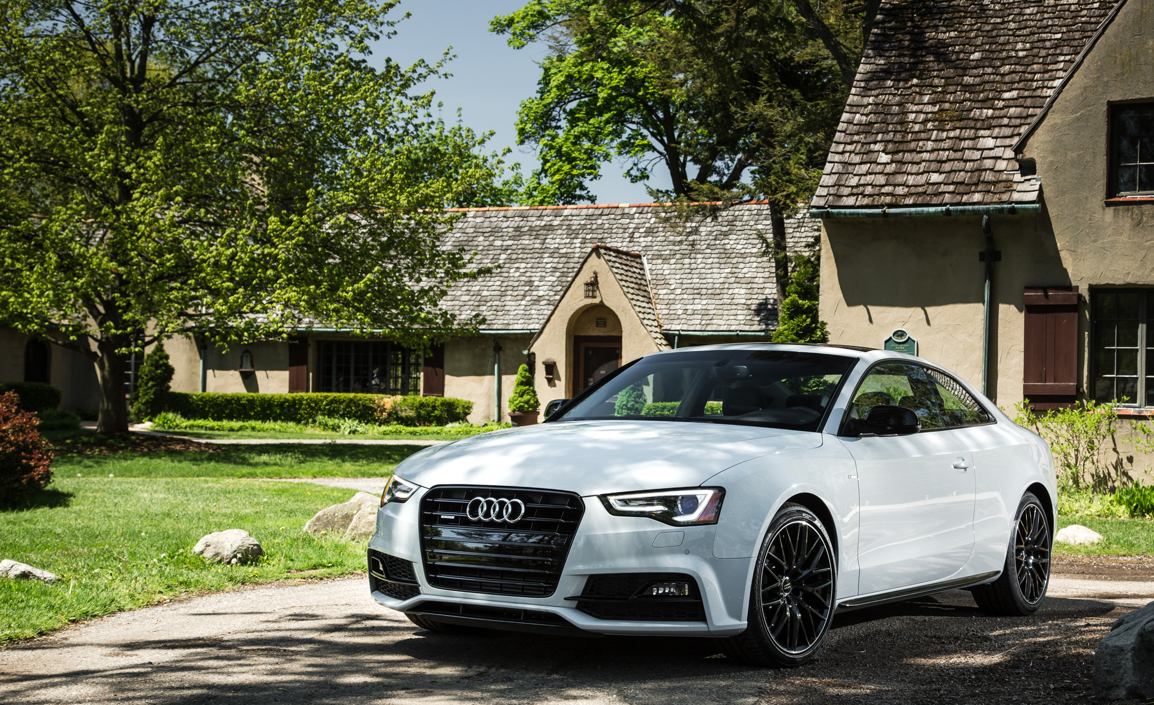 2016 Audi A5 S Line (View 1 of 22)