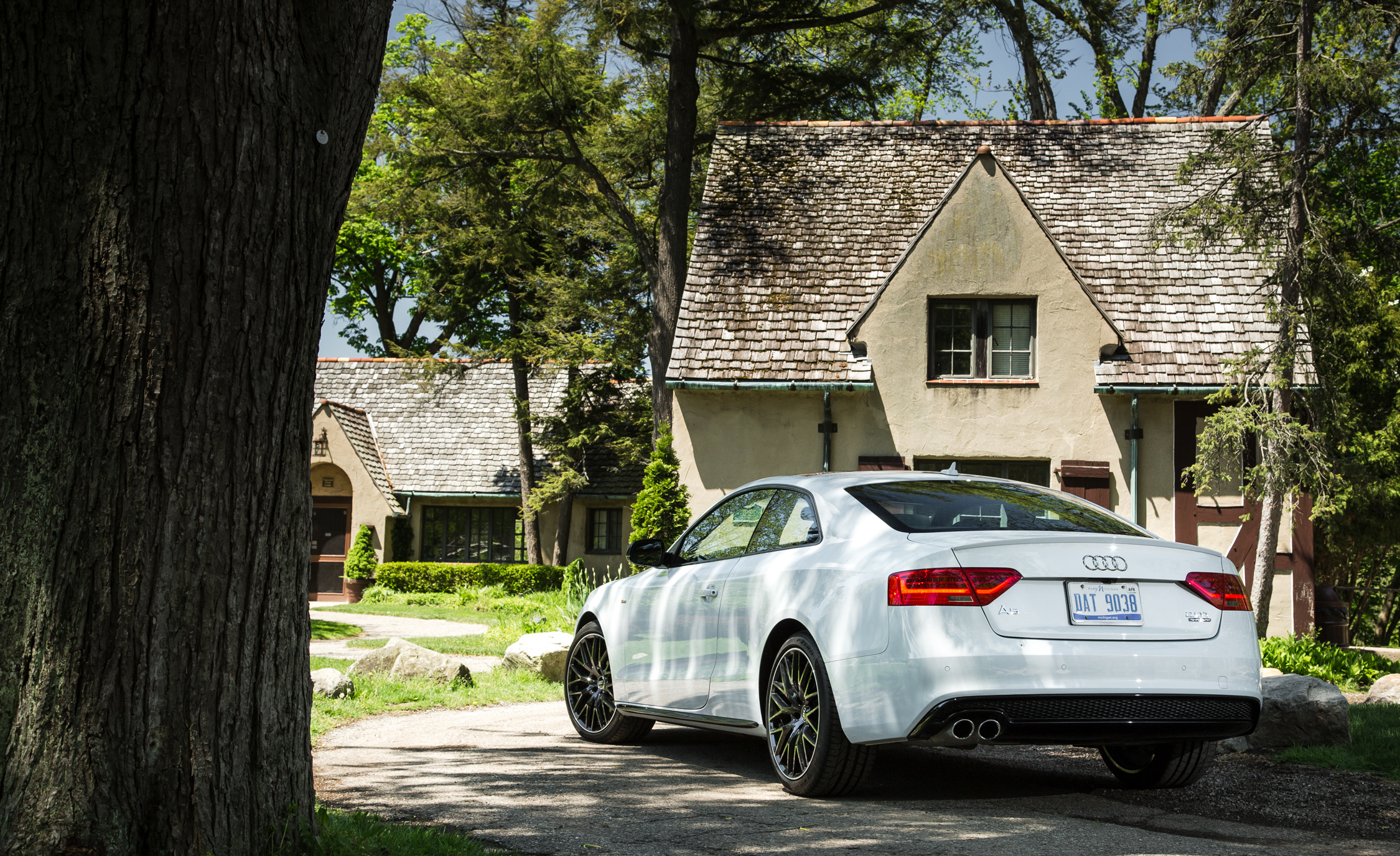 2016 Audi A5 S Line (View 3 of 22)