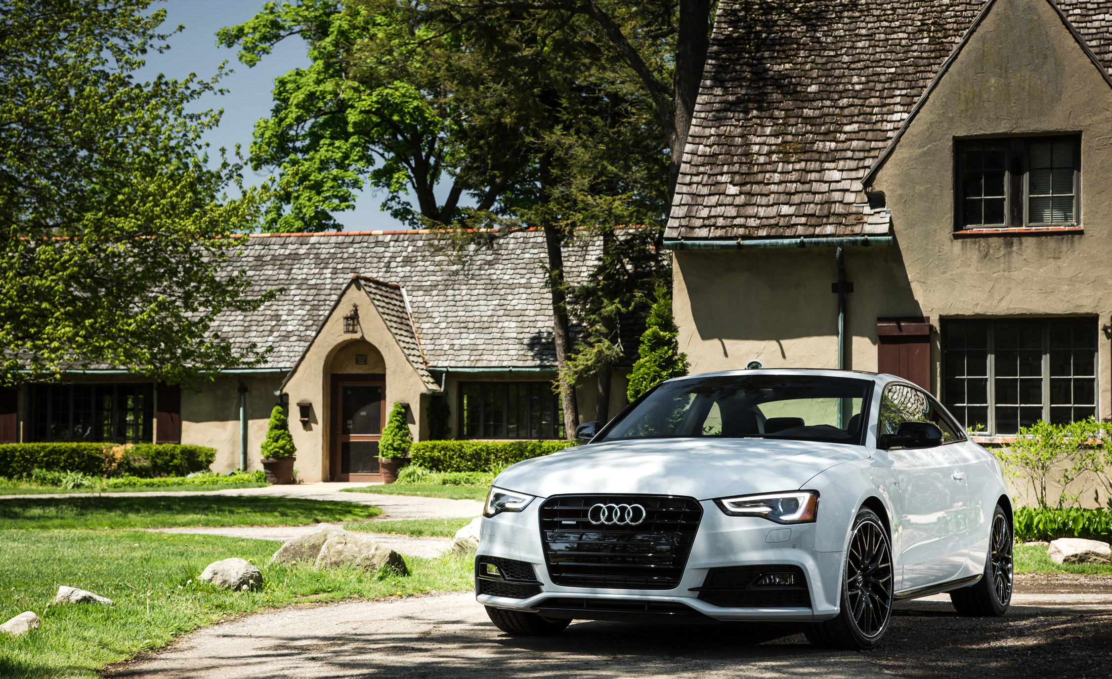 2016 Audi A5 S Line (View 5 of 22)