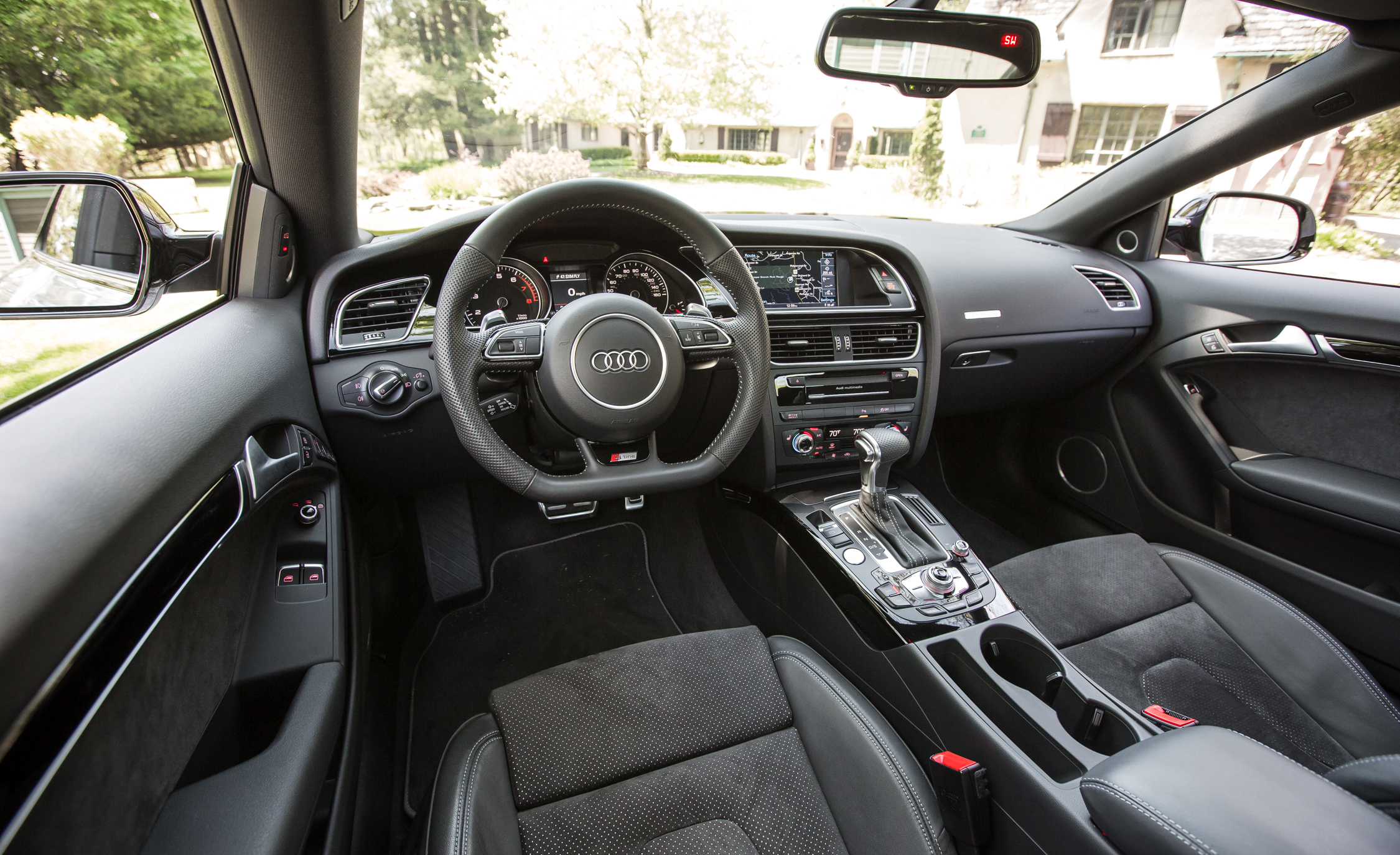 2016 Audi A5 S Line (View 6 of 22)