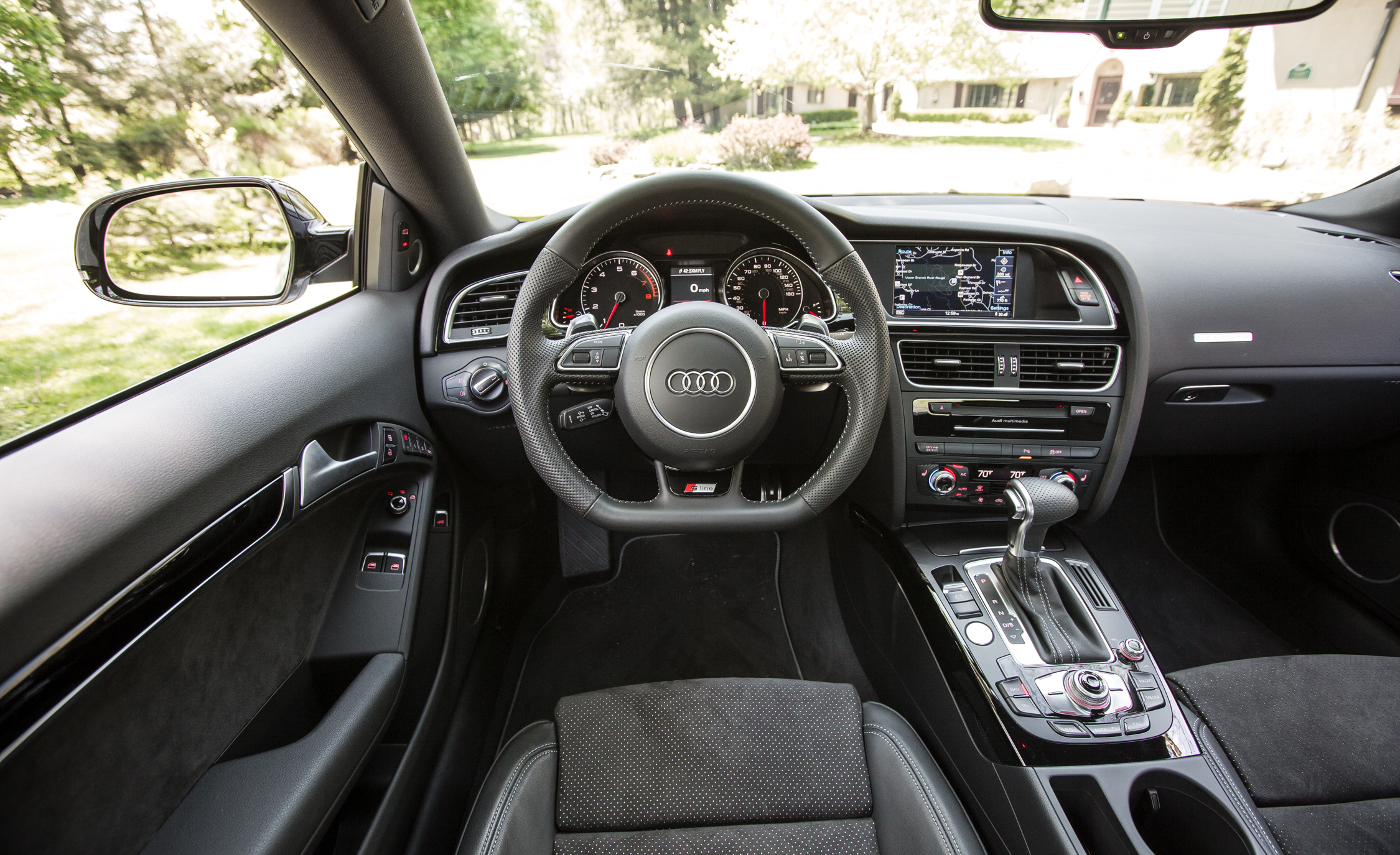 2016 Audi A5 S Line (View 7 of 22)
