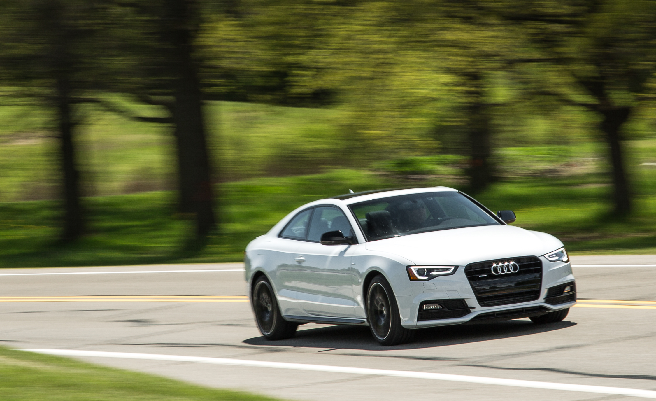 2016 Audi A5 S Line (View 15 of 22)