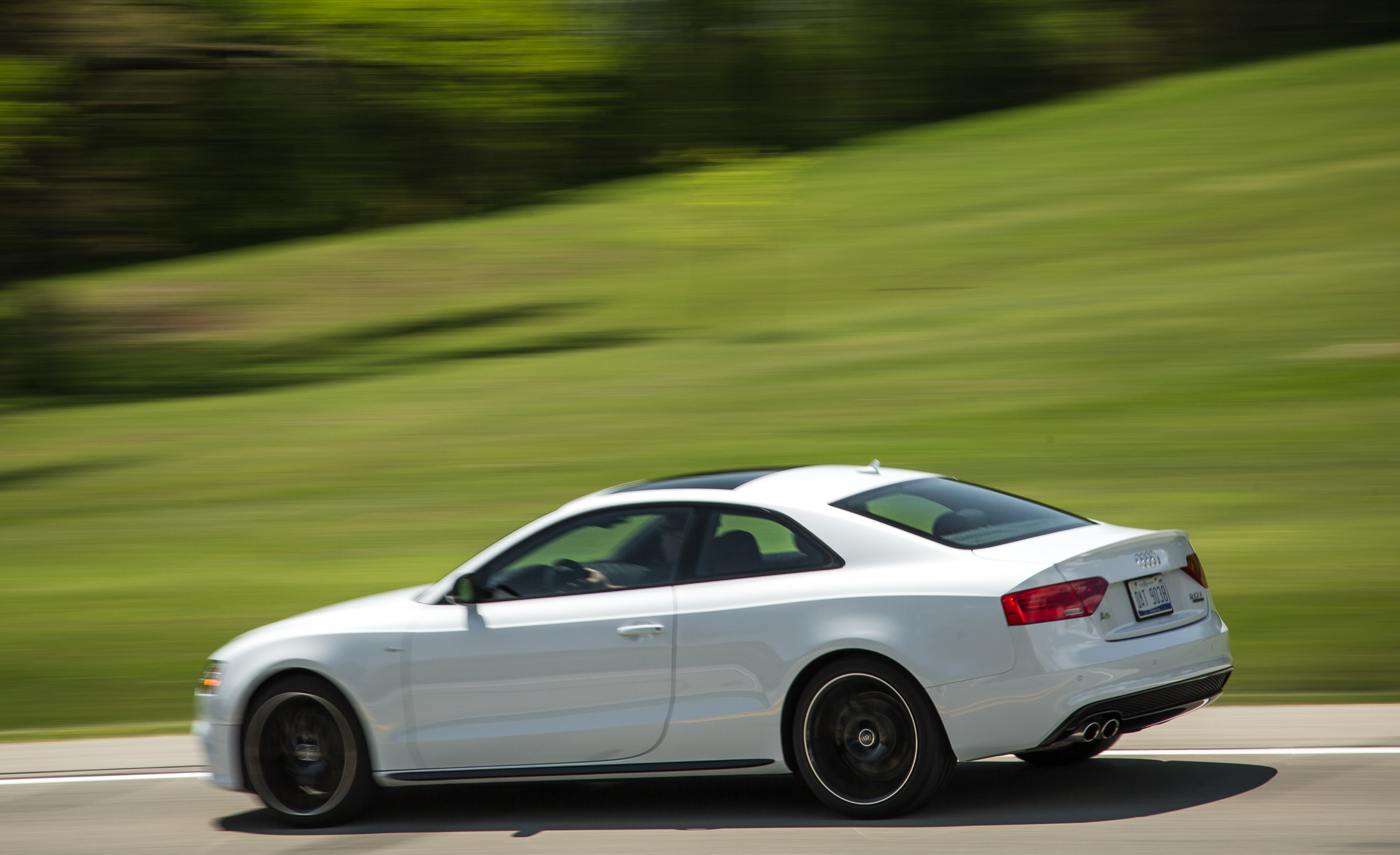 2016 Audi A5 S Line (View 16 of 22)
