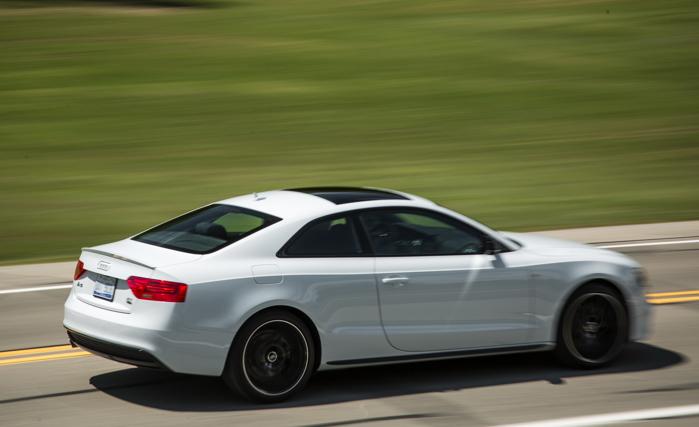 2016 Audi A5 S Line (View 18 of 22)