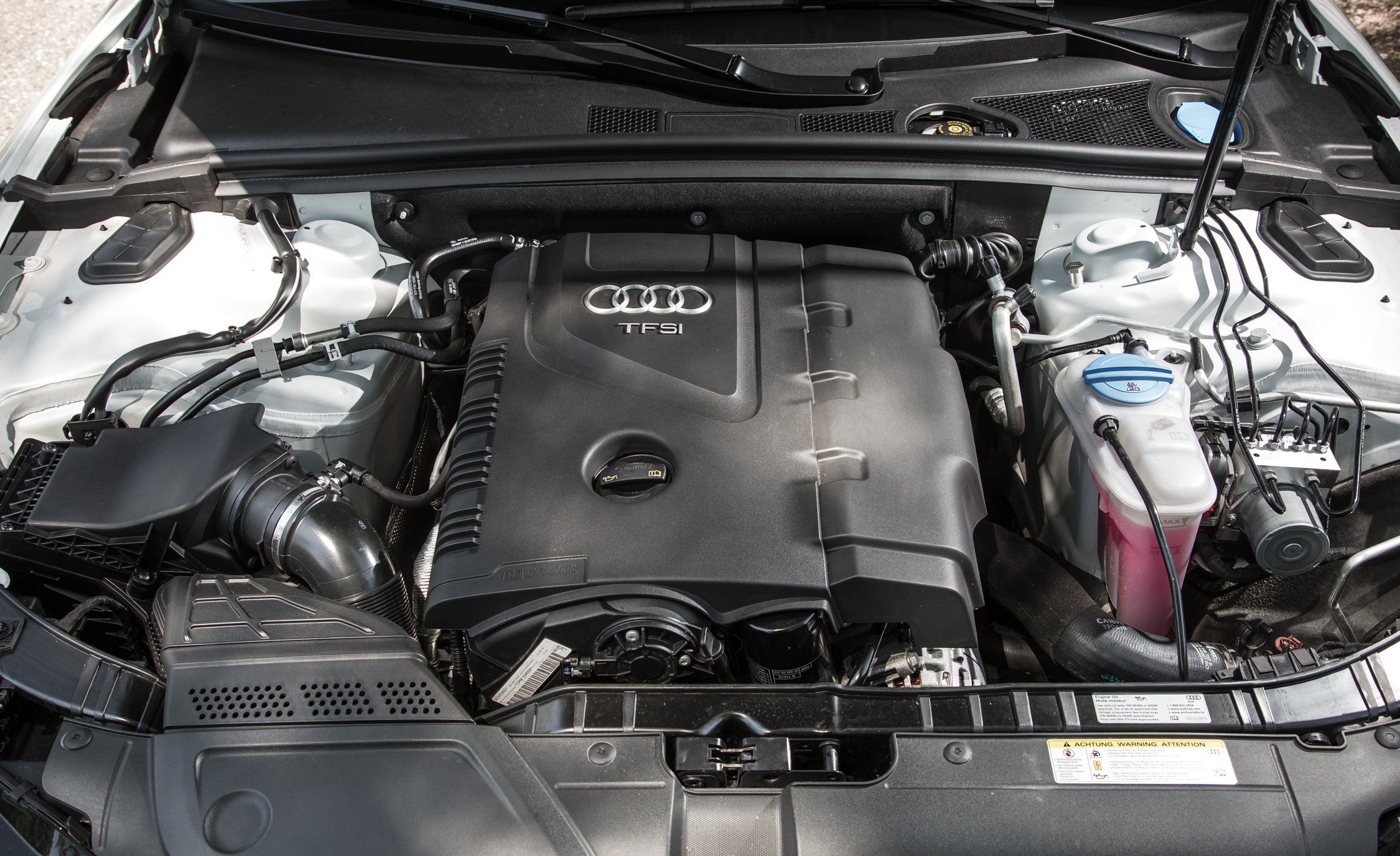 2016 Audi A5 S Line Turbocharged  (Photo 22 of 22)