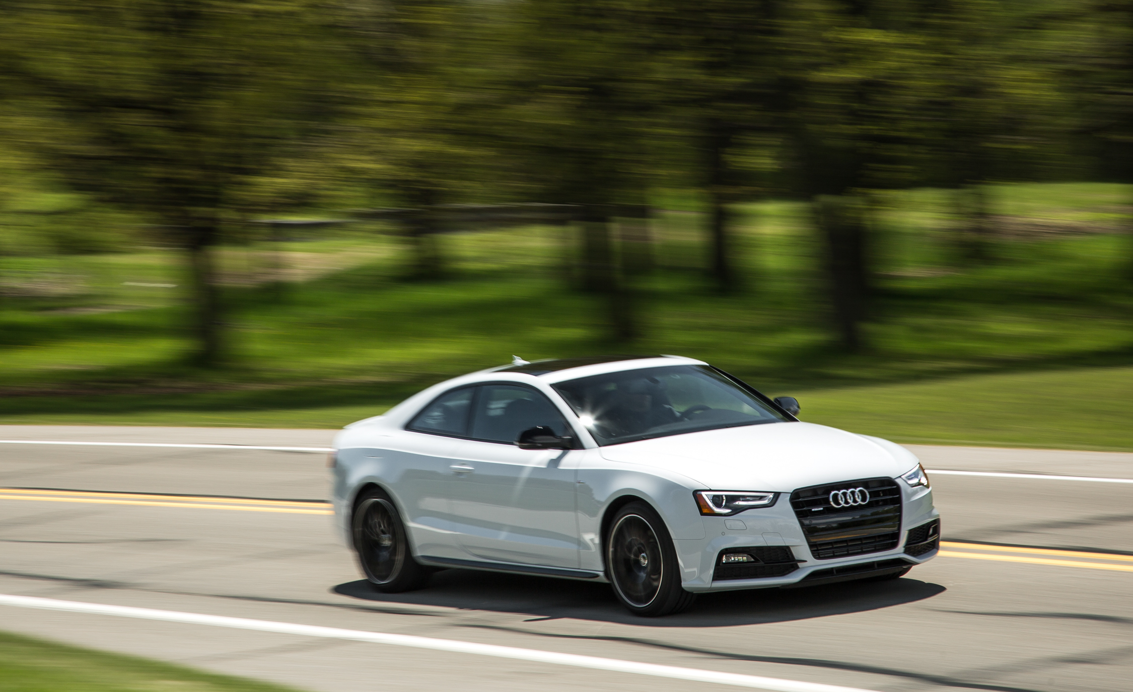 2016 Audi A5 S Line (View 22 of 22)