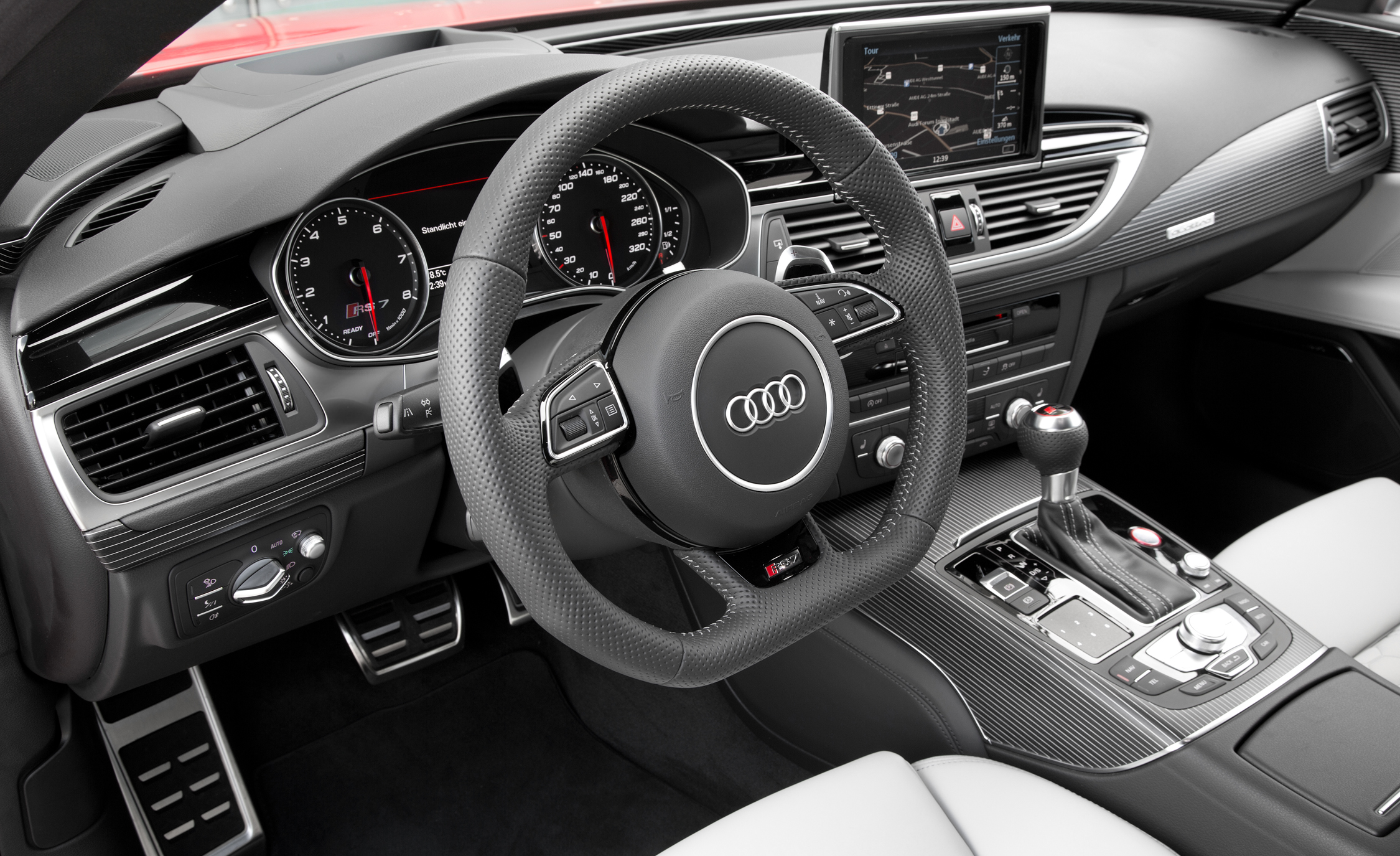 2016 Audi RS7 Interior (Photo 18 of 20)