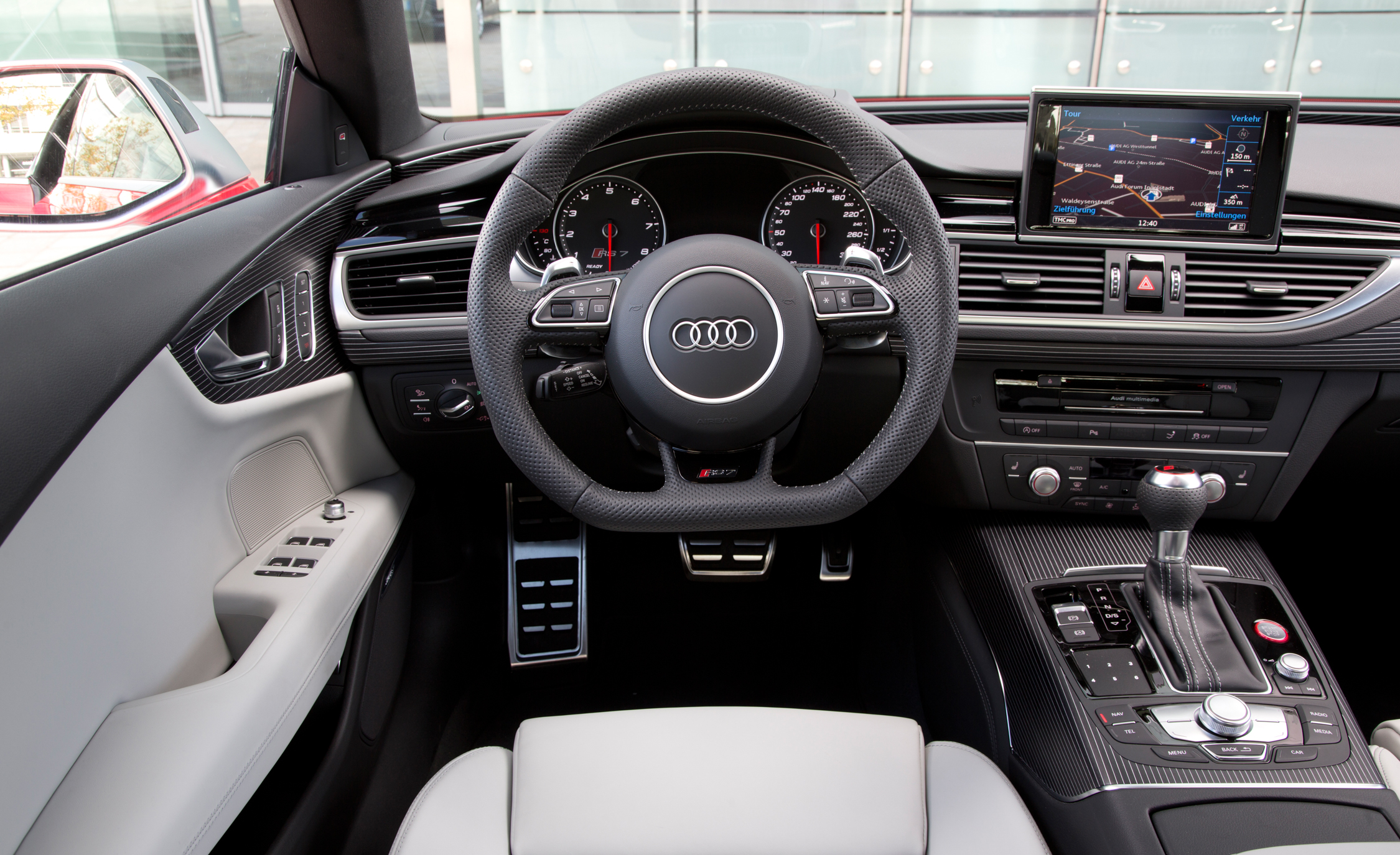 2016 Audi RS7 Interior (Photo 19 of 20)