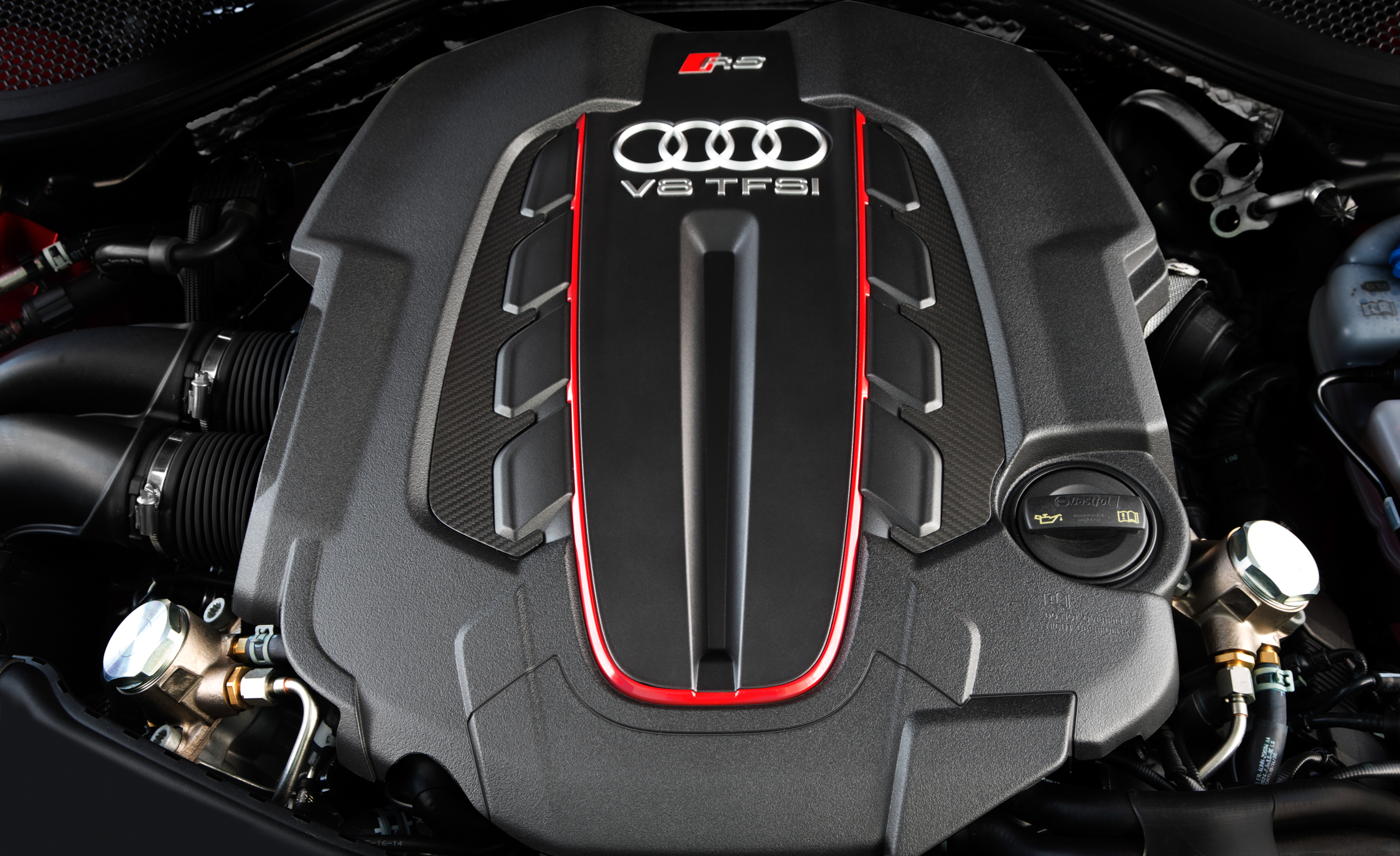 2016 Audi RS7 Turbocharged 4.0 Liter V 8 Engine (Photo 20 of 20)