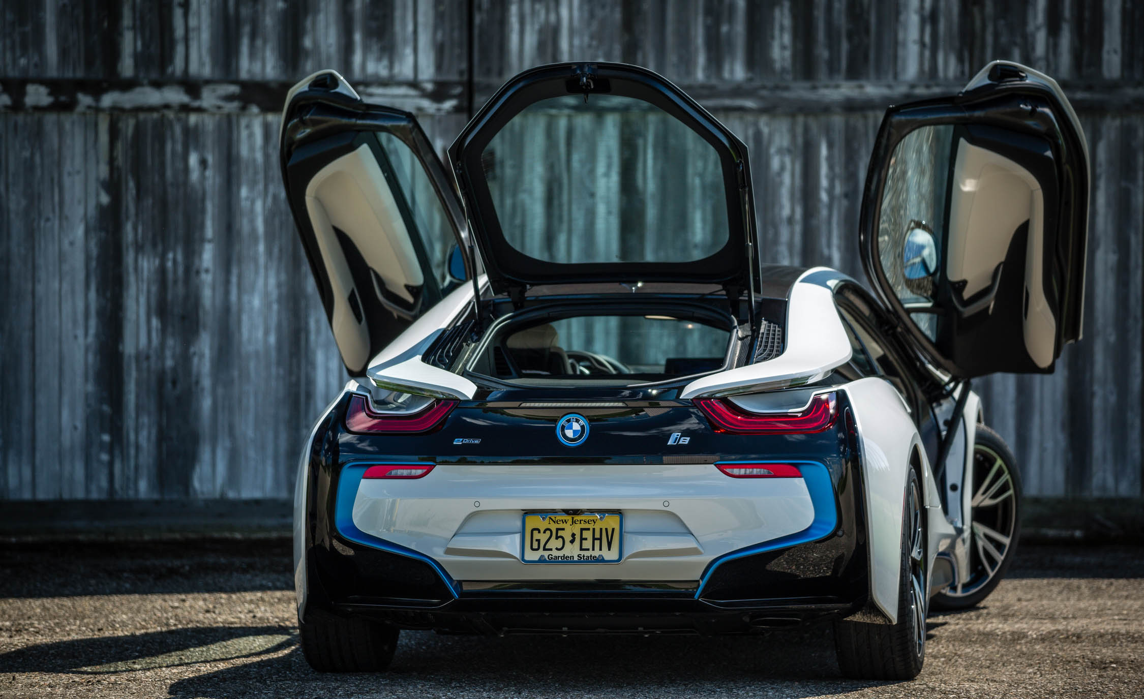 2016 BMW I (View 8 of 16)