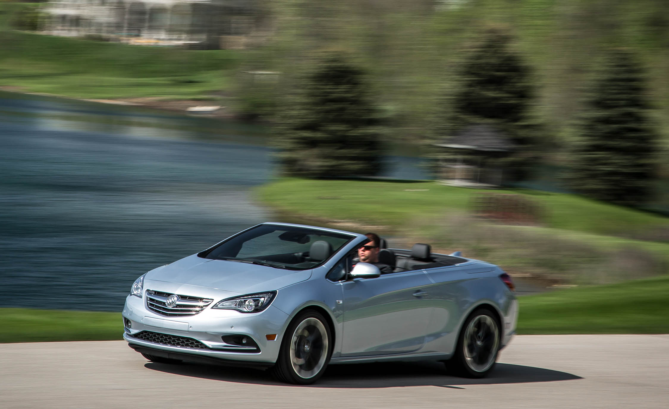 2016 Buick Cascada Premium (Photo 12 of 24)
