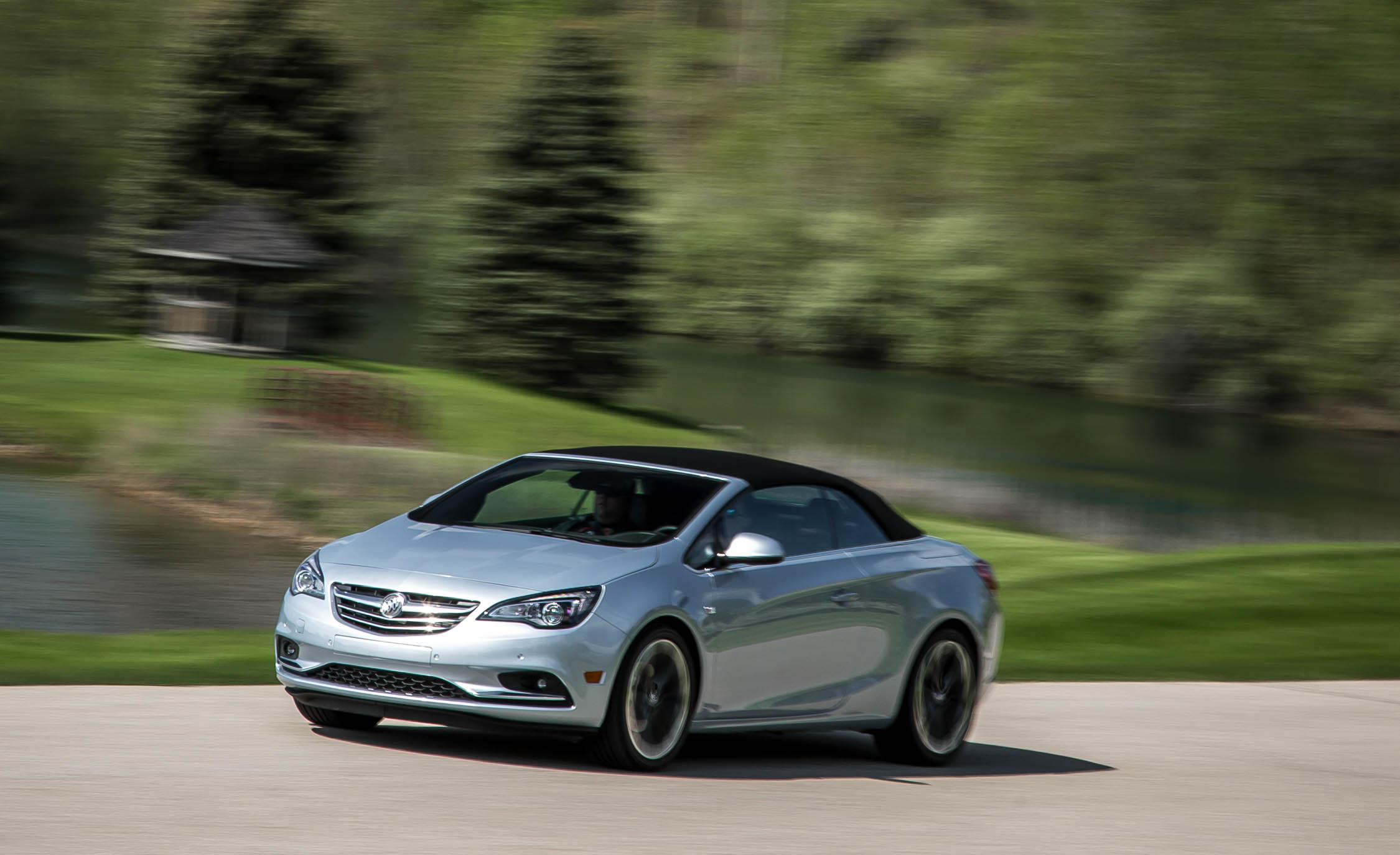 2016 Buick Cascada Premium (View 15 of 24)