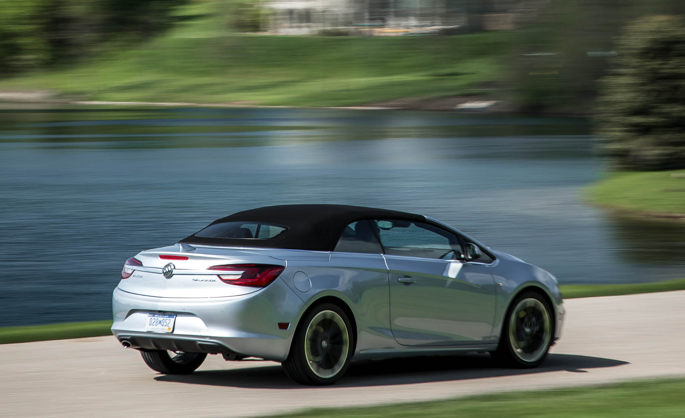 2016 Buick Cascada Premium (View 17 of 24)