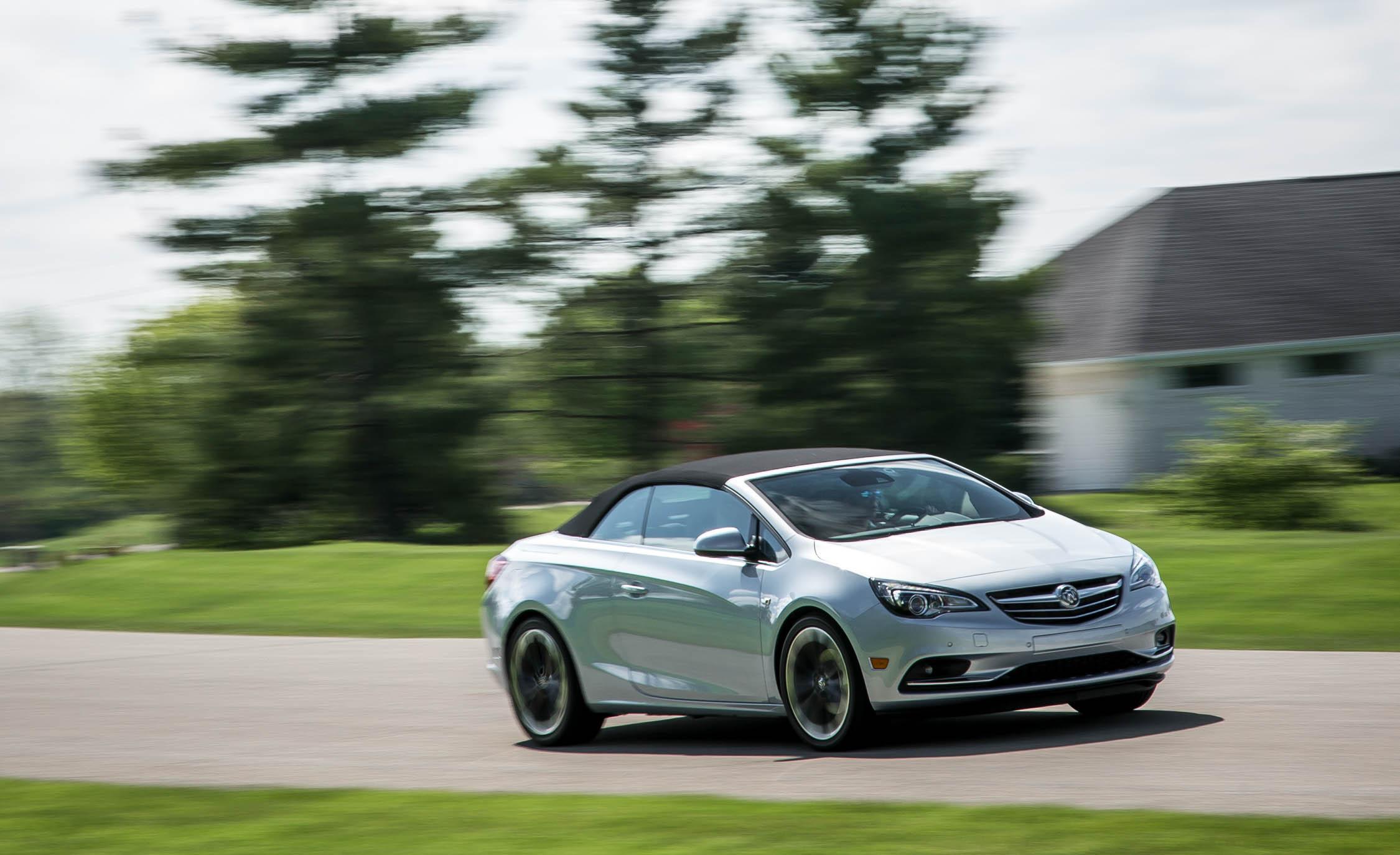 2016 Buick Cascada Premium (View 19 of 24)