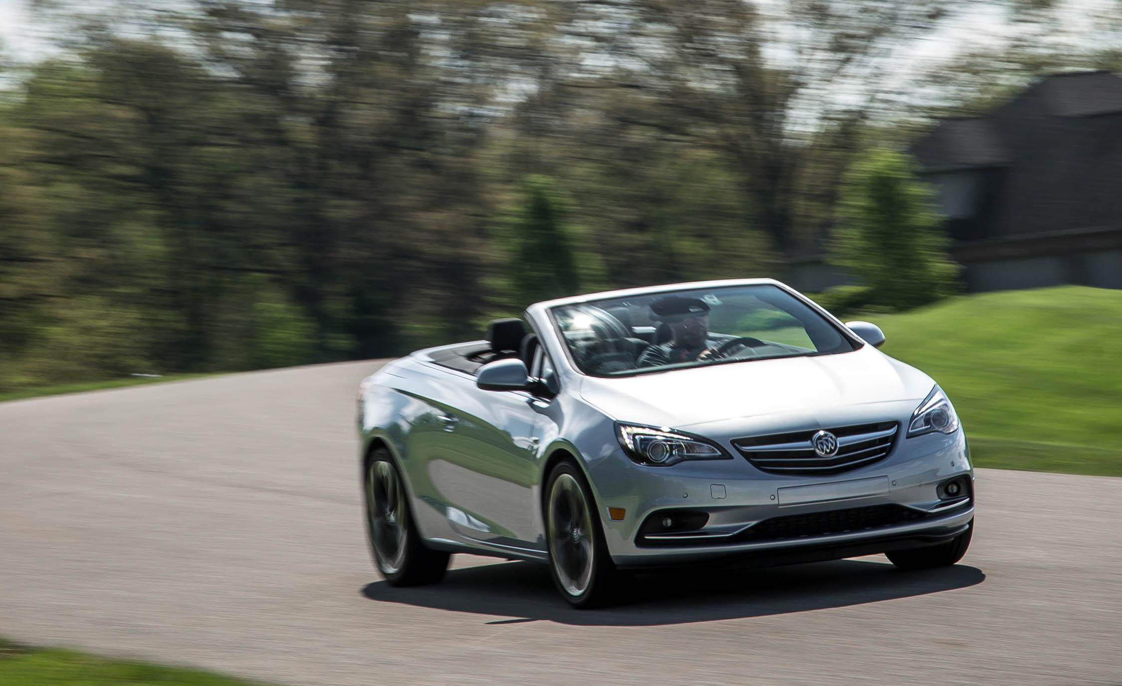 2016 Buick Cascada Premium (Photo 21 of 24)