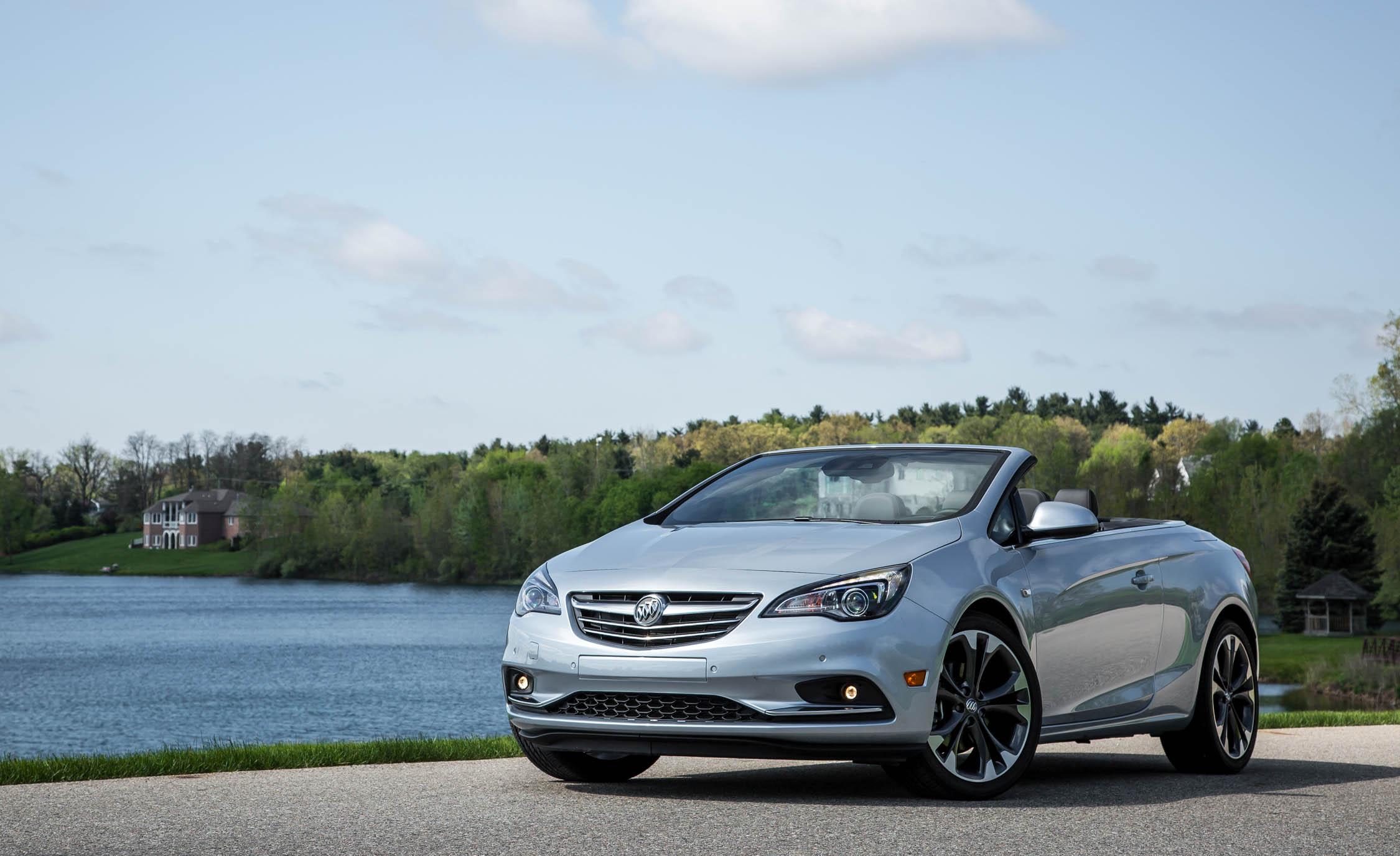 2016 Buick Cascada Premium (Photo 1 of 24)