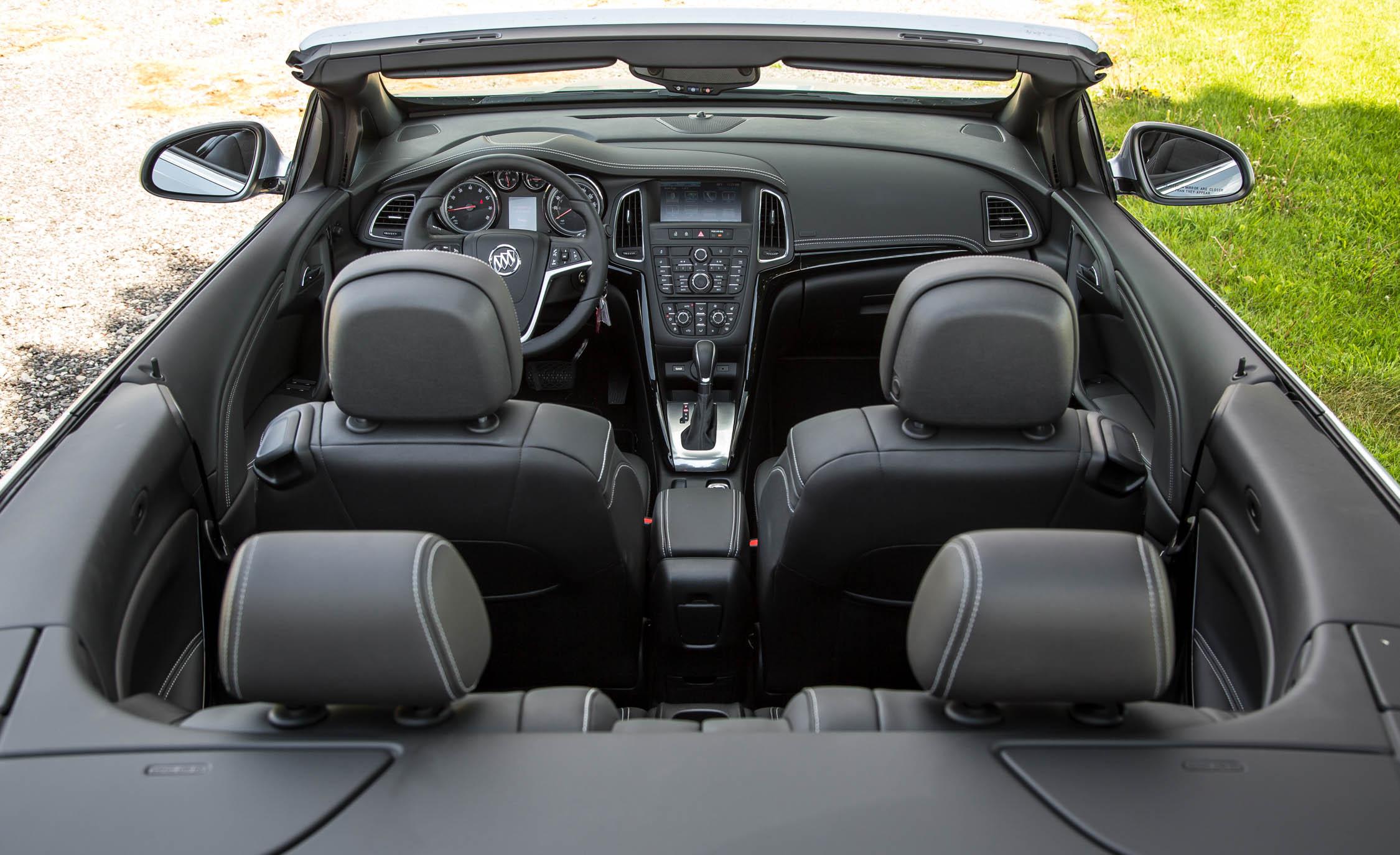 2016 Buick Cascada Premium (View 11 of 24)