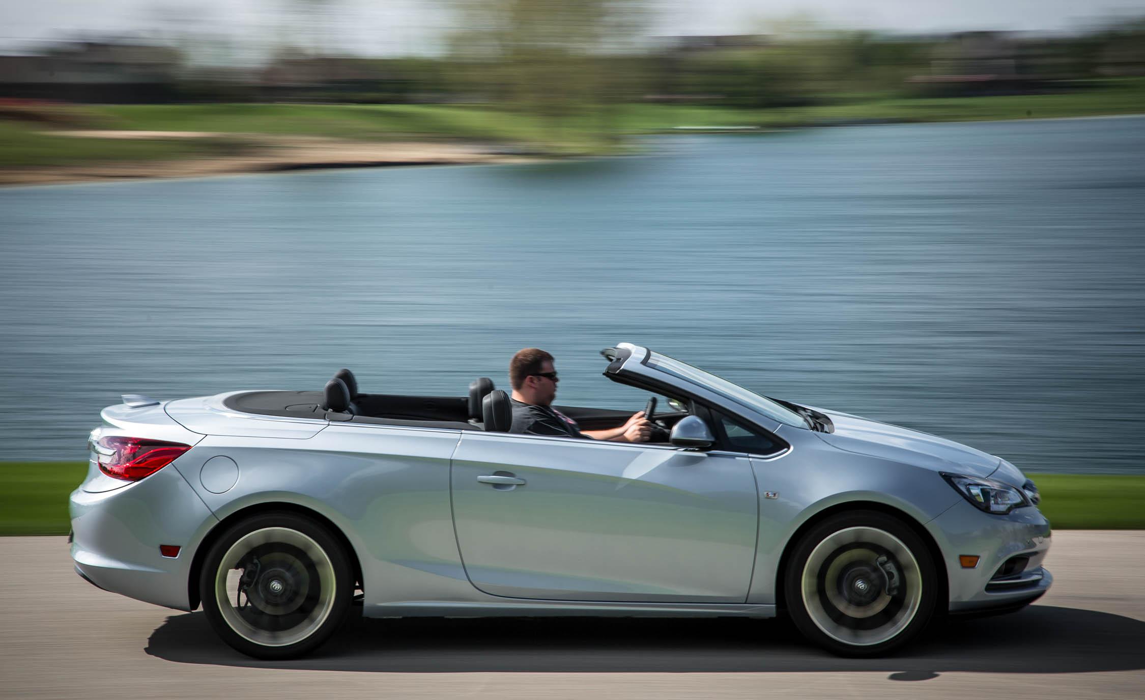 2016 Buick Cascada Premium (View 20 of 24)