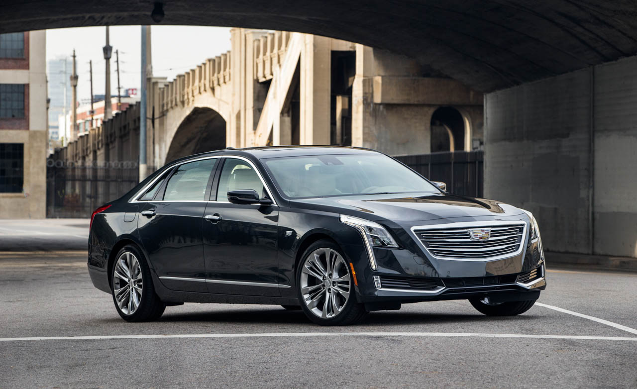 2016 Cadillac CT (Photo 16 of 21)