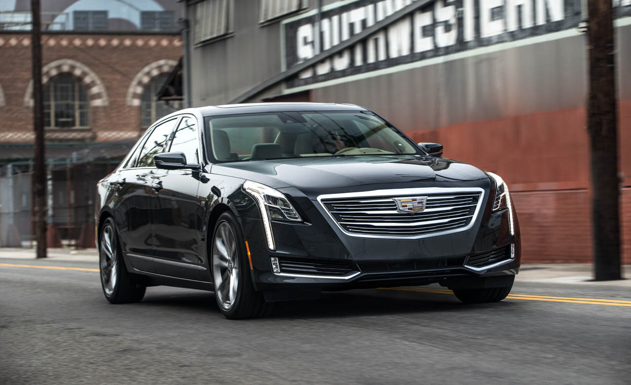 2016 Cadillac CT (Photo 17 of 21)