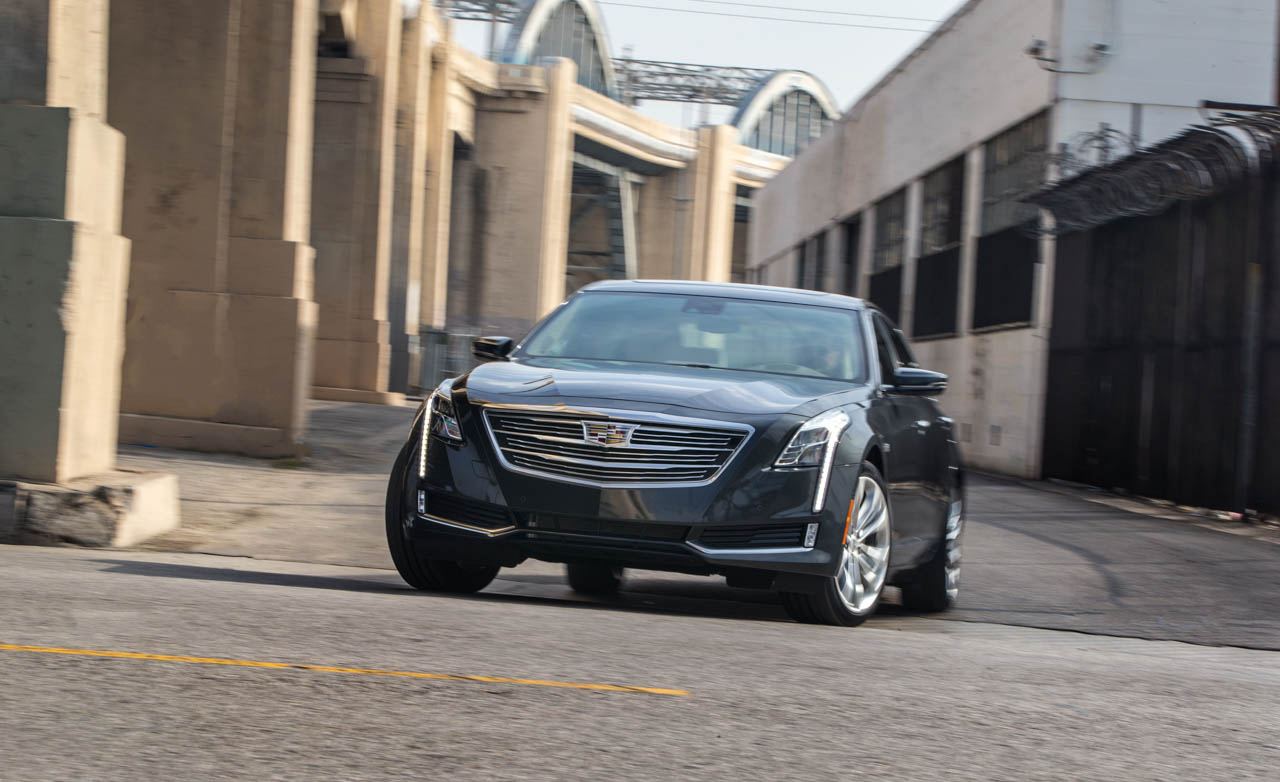 2016 Cadillac CT (Photo 20 of 21)