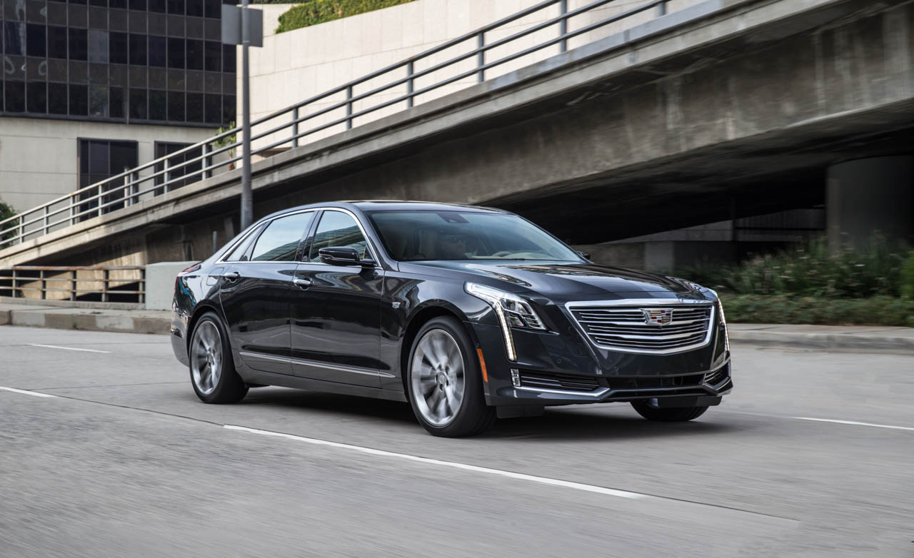 2016 Cadillac CT (Photo 19 of 21)