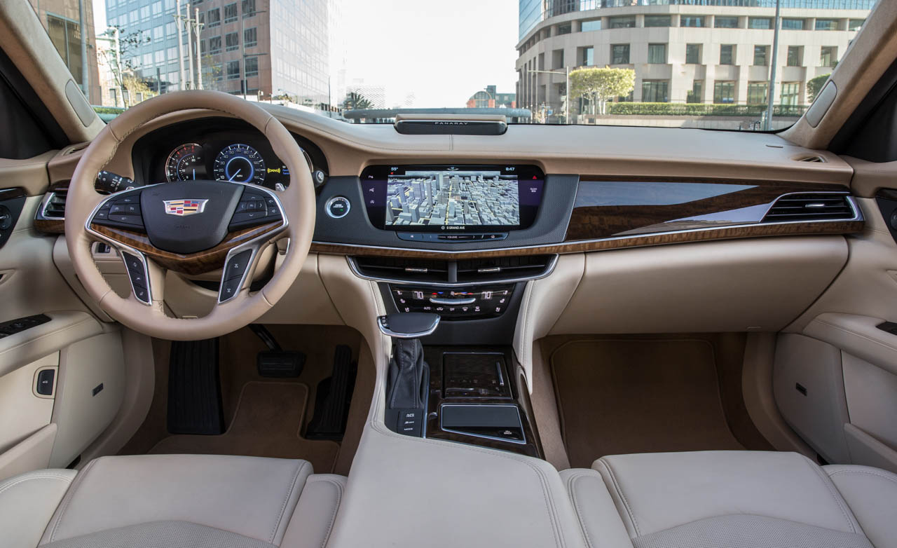 2016 Cadillac CT (Photo 5 of 21)