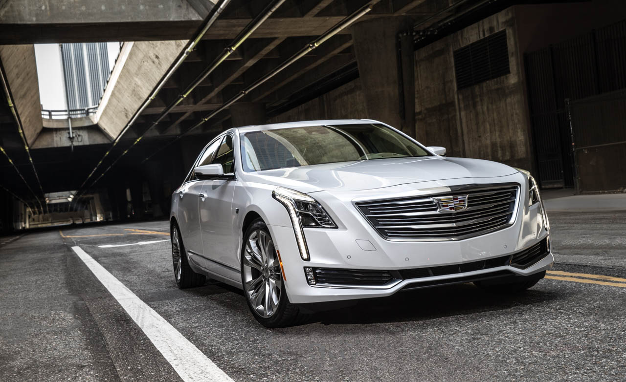 2016 Cadillac CT (Photo 7 of 21)