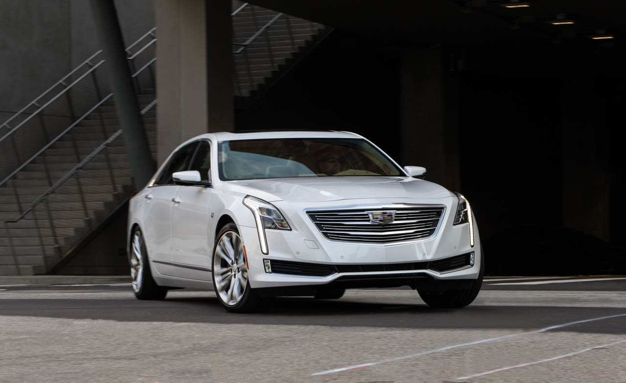 2016 Cadillac CT (Photo 11 of 21)