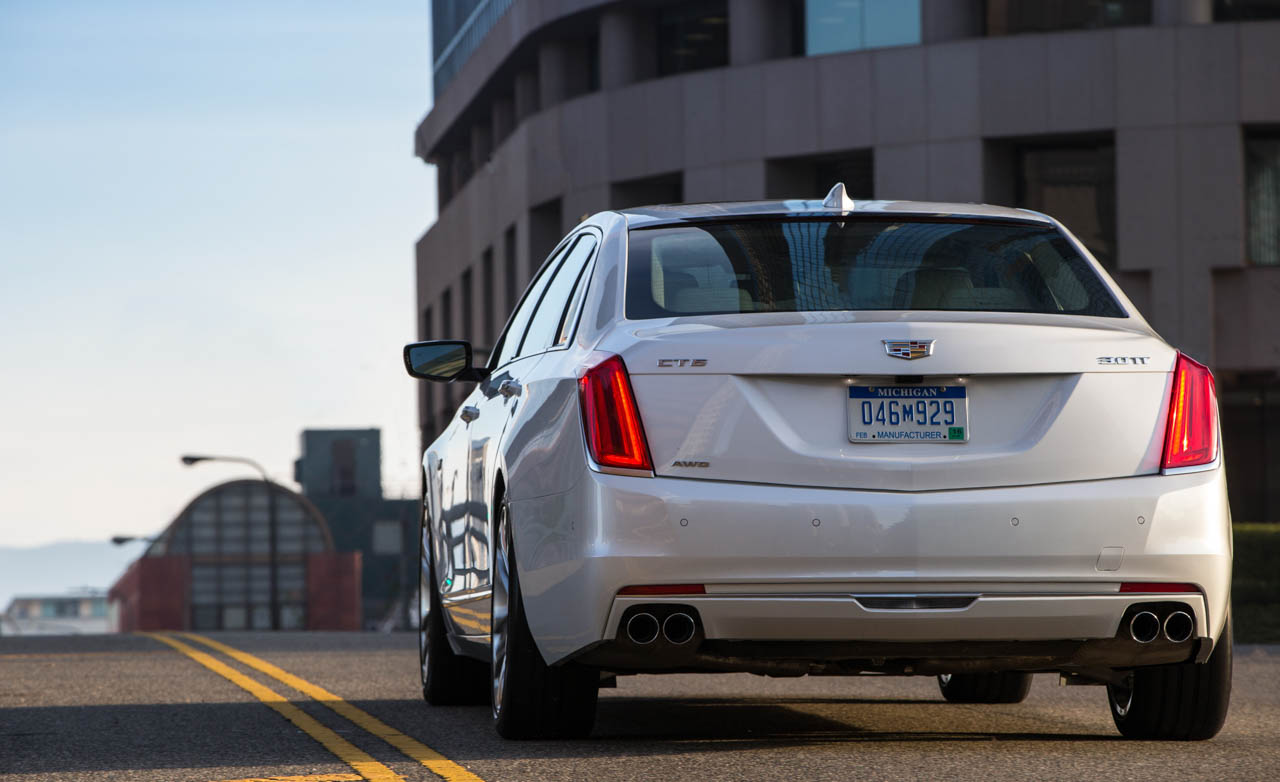 2016 Cadillac CT (Photo 8 of 21)