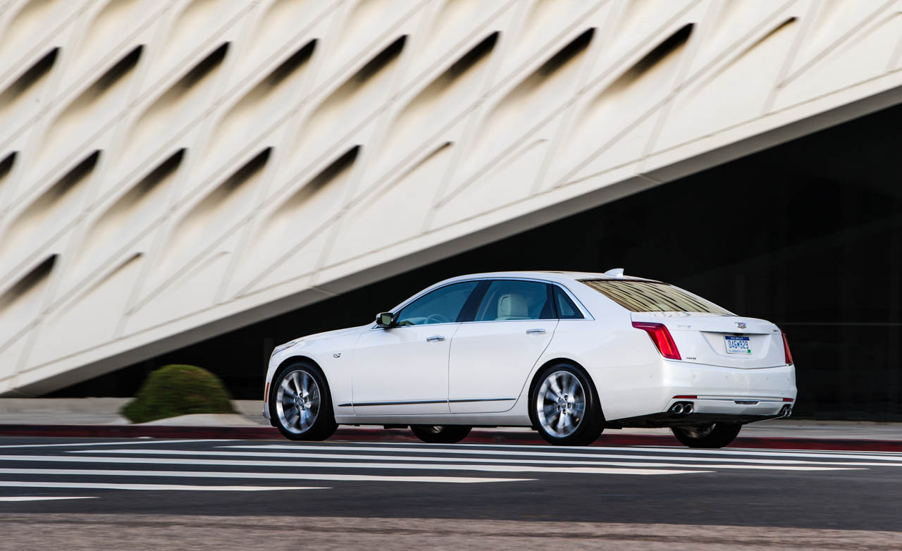 2016 Cadillac CT (Photo 10 of 21)