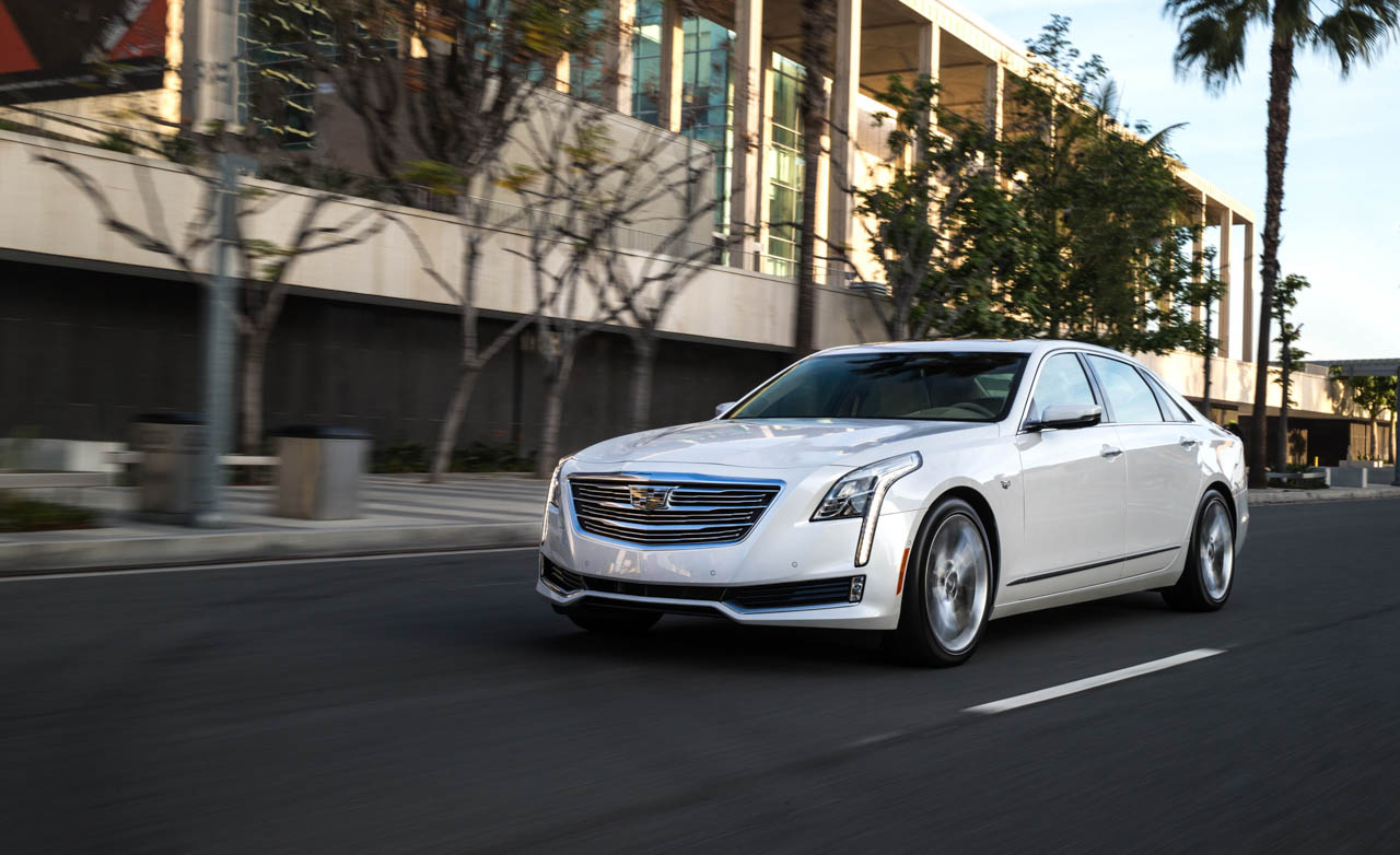 2016 Cadillac CT (Photo 12 of 21)