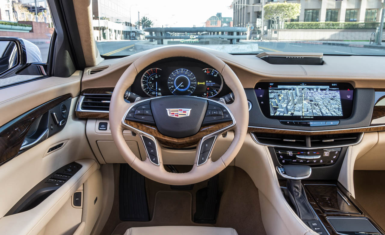 2016 Cadillac CT (Photo 3 of 21)