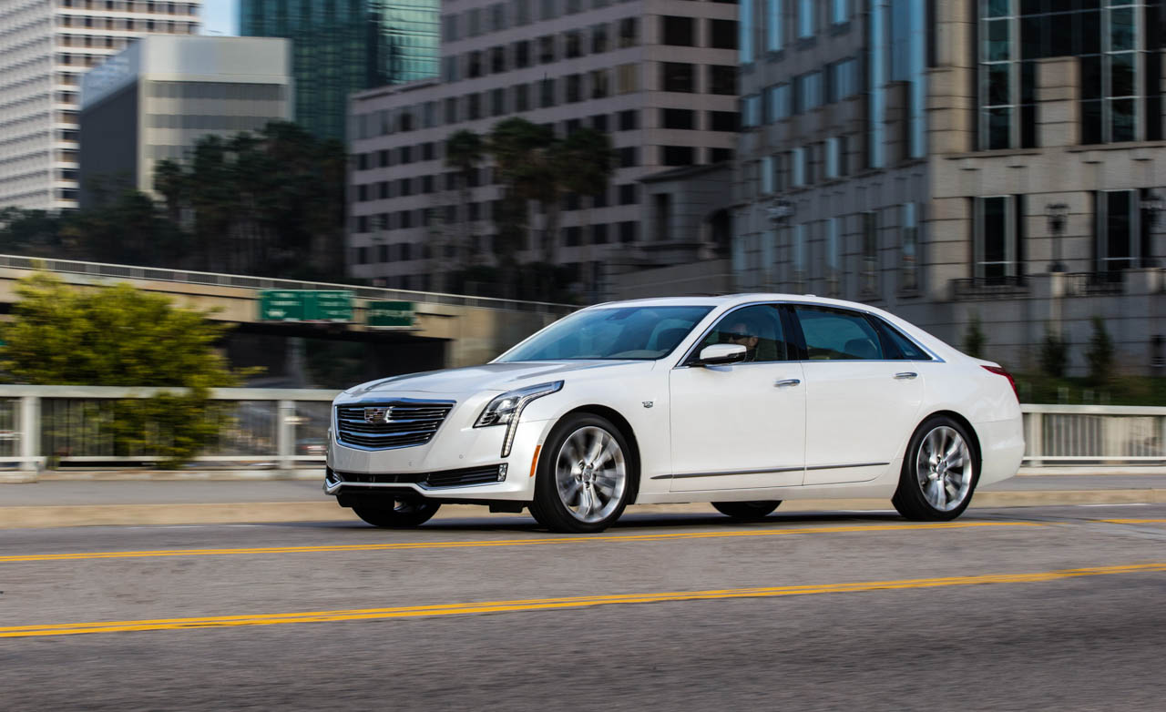 Featured Image of 2016 Cadillac CT