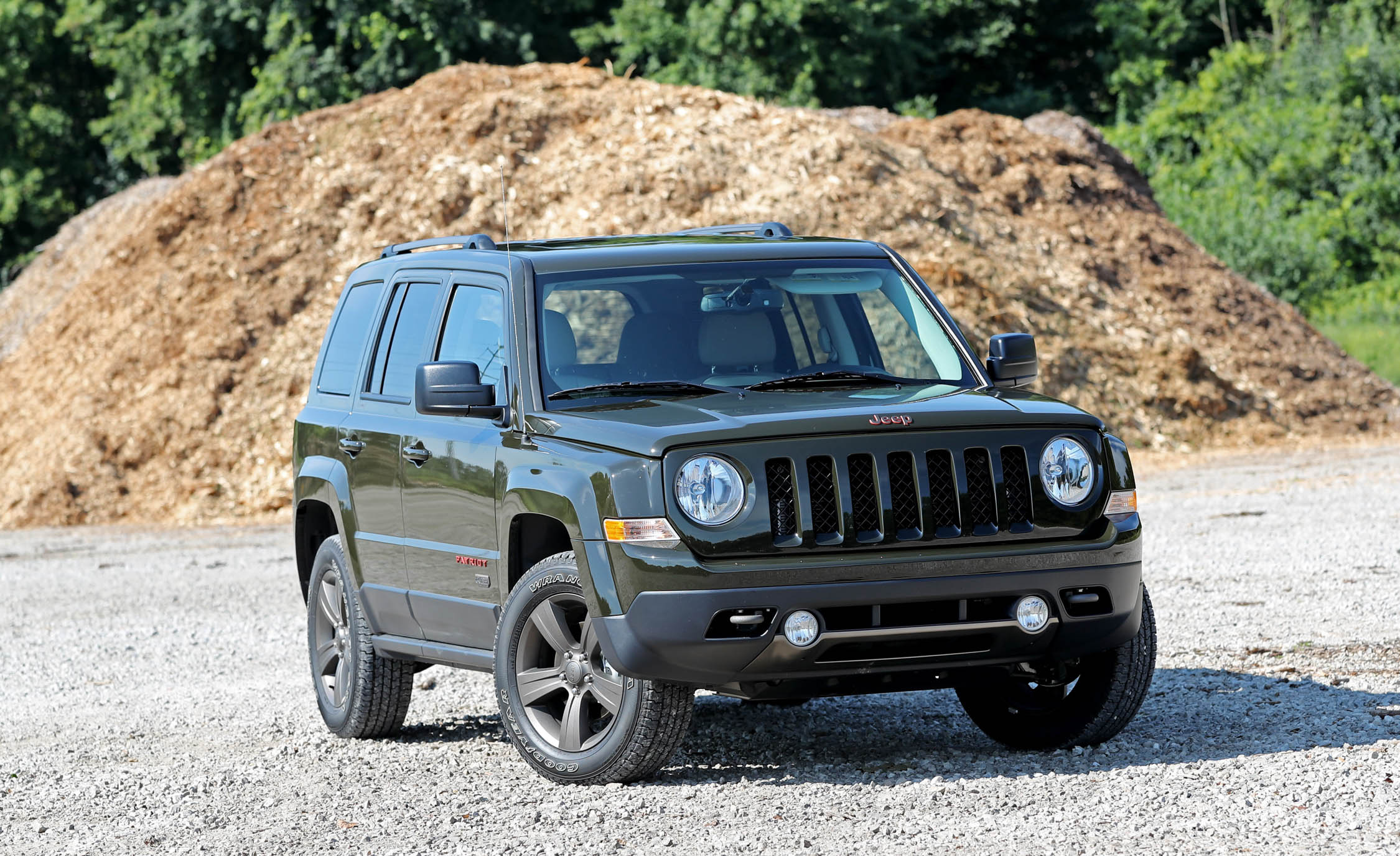 2016 Jeep Patriot Exterior Preview (Photo 5 of 27)