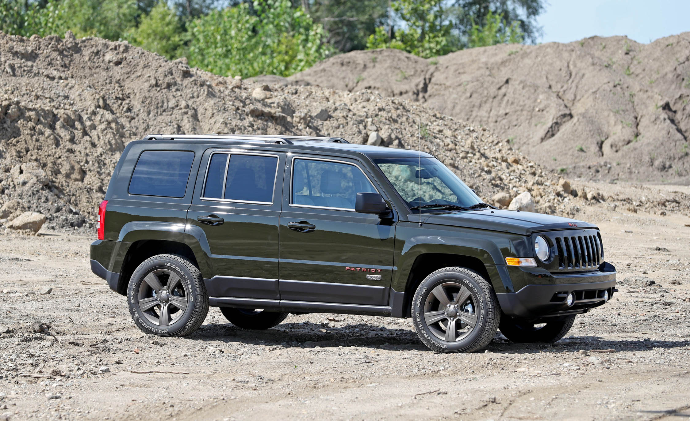 2016 Jeep Patriot Preview (Photo 16 of 27)