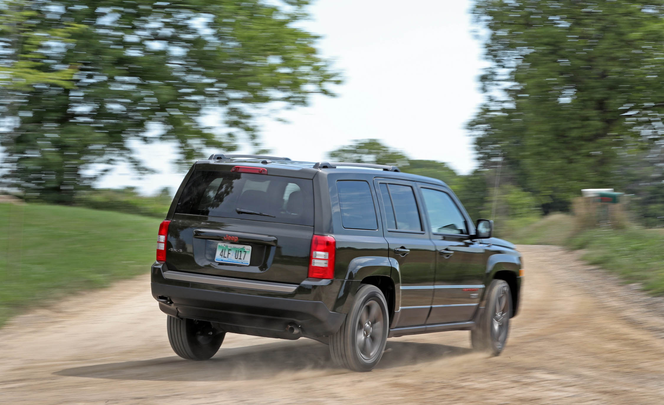 2016 Jeep Patriot Test Drive Preview (Photo 22 of 27)