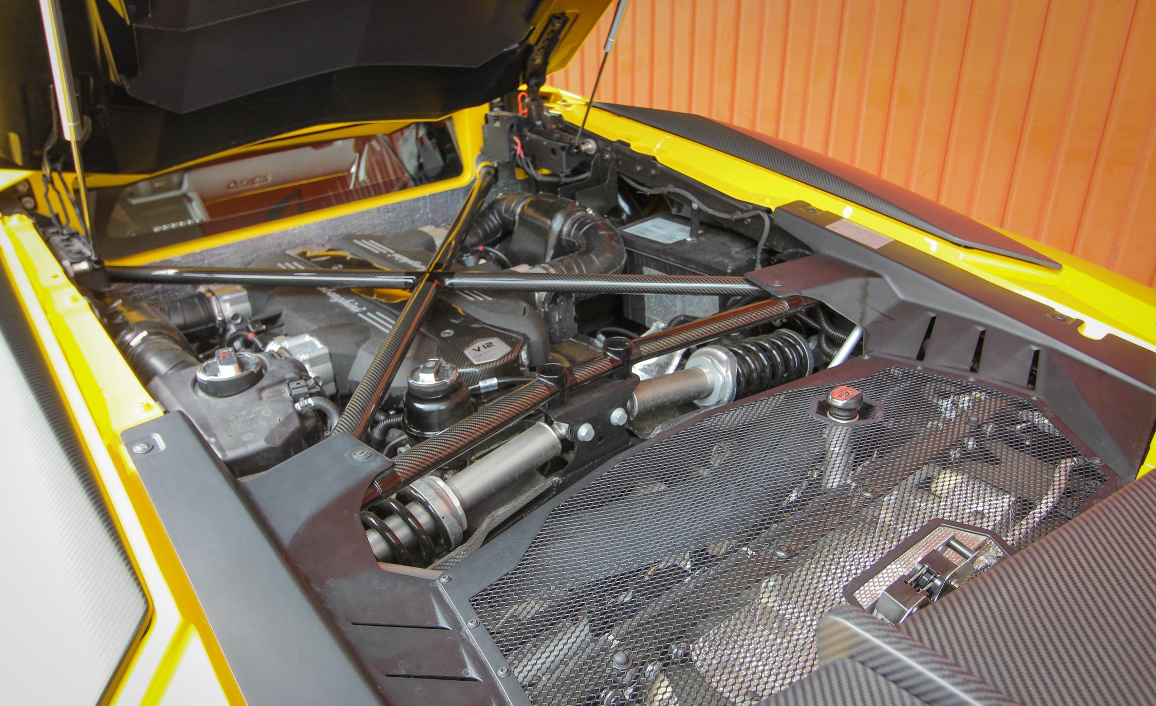 2016 Lamborghini Aventador LP750 4 SV  (Photo 47 of 48)