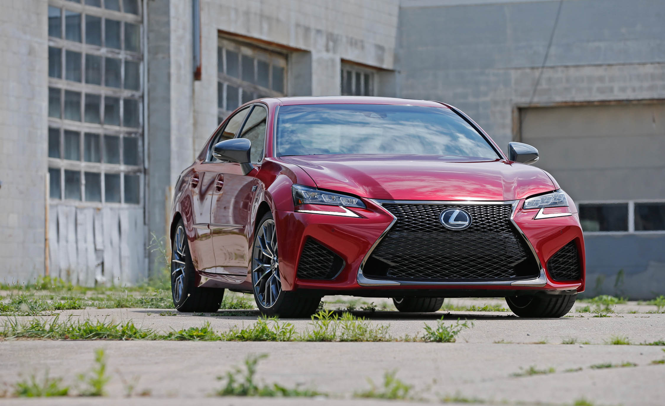 2016 Lexus Gs F Exterior Front (Photo 3 of 20)