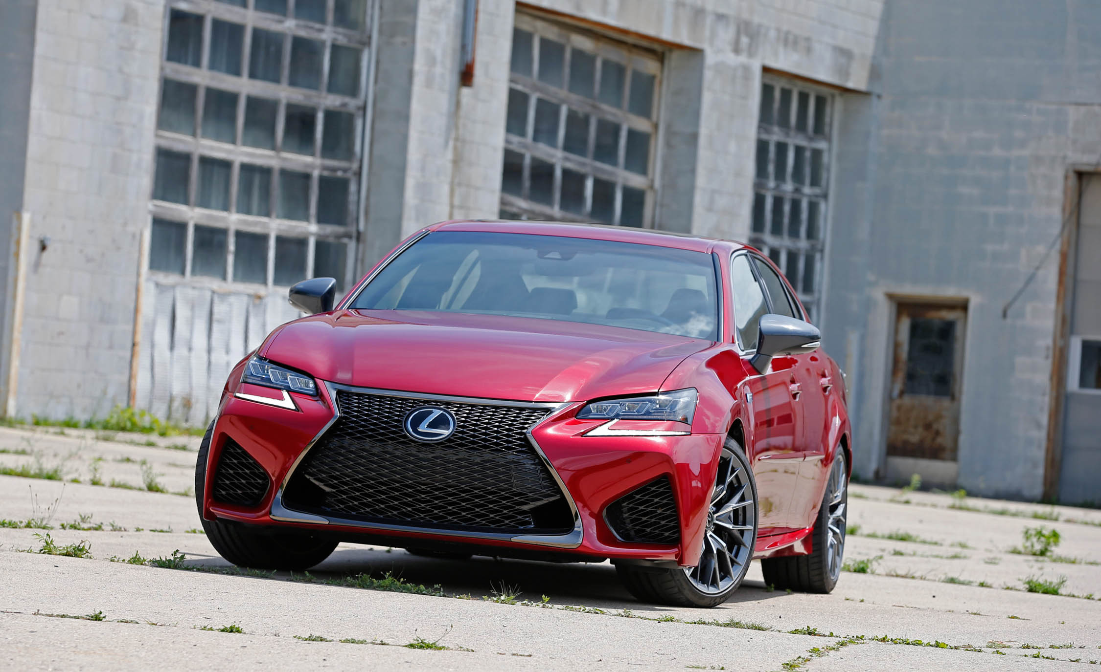 2016 Lexus Gs F Exterior (Photo 2 of 20)