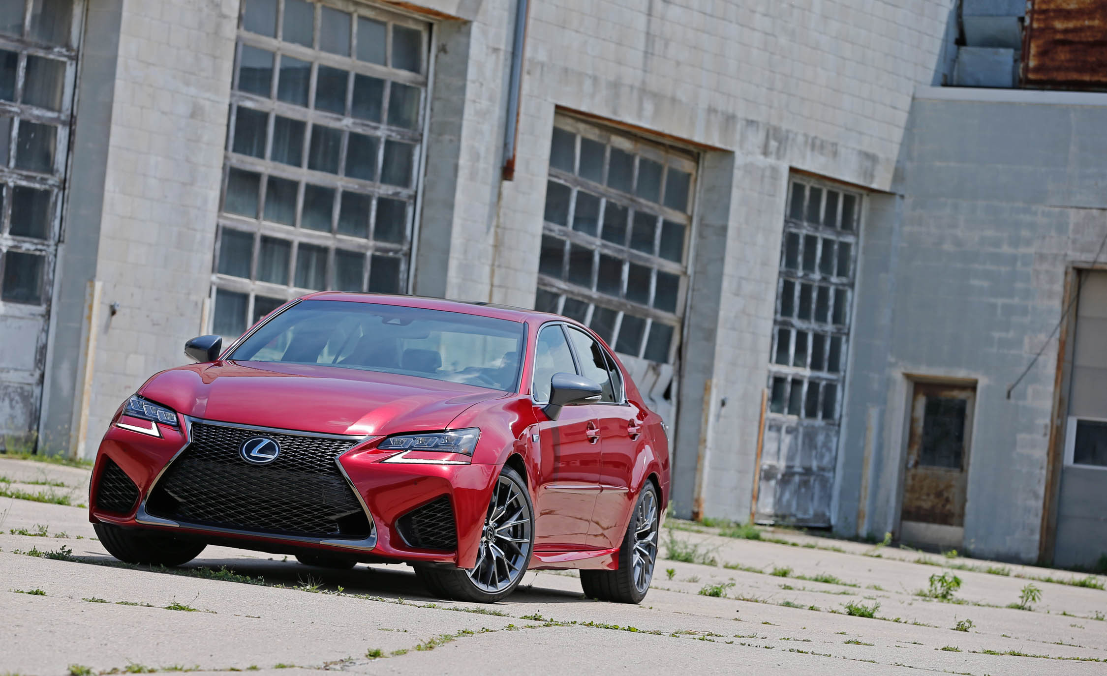 2016 Lexus Gs F Preview (Photo 10 of 20)